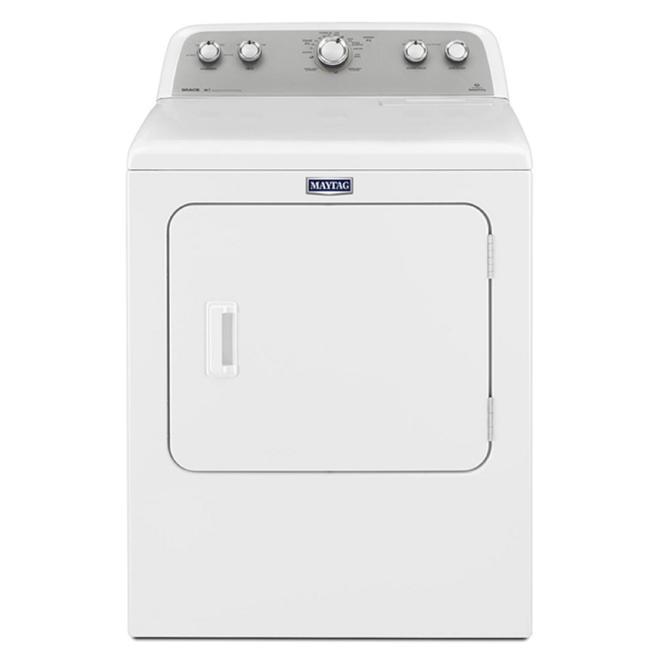Maytag 7 Cu. Ft. White Gas Dryer - MGDC415EW