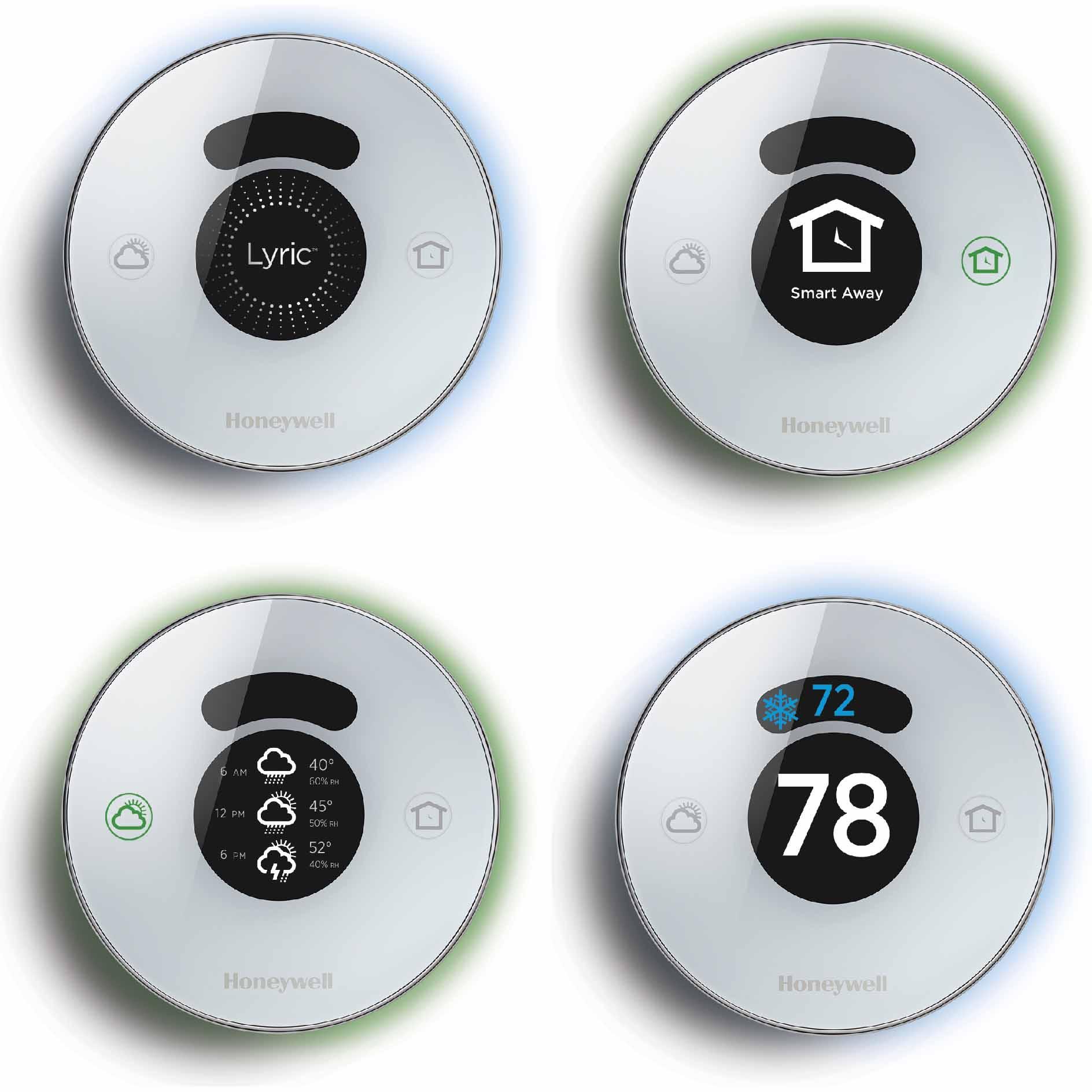 Honeywell Lyric™ Thermostat