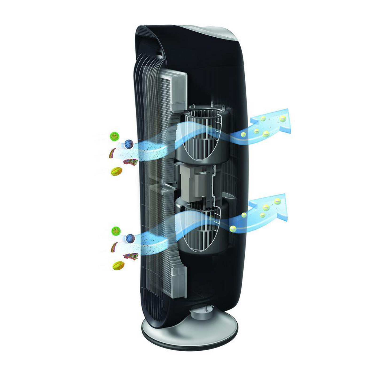 Honeywell Tower Air Purifier with Oscillation.