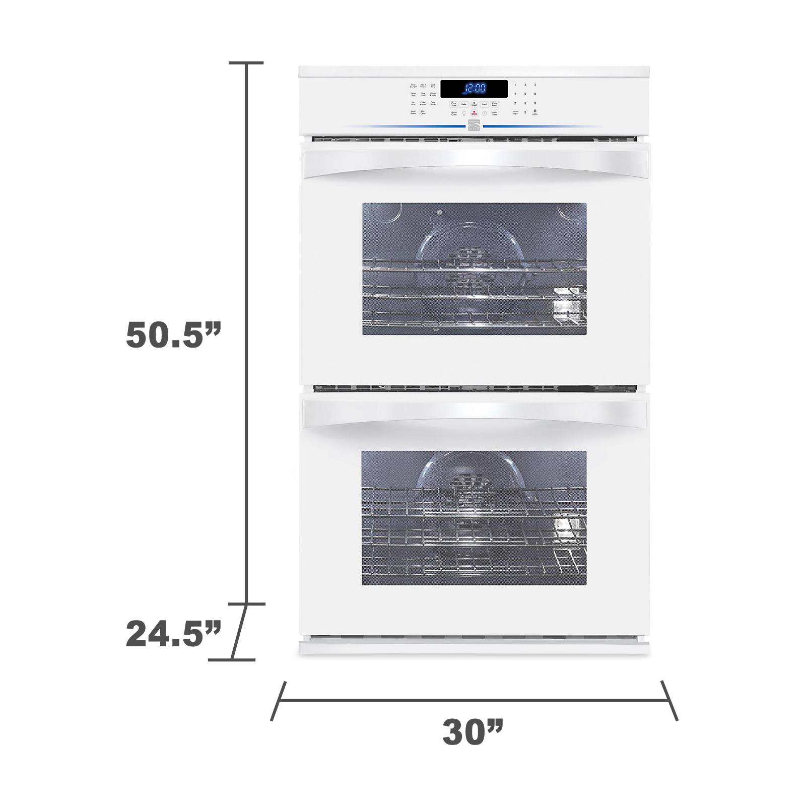 "Kenmore Elite 30"" Double Wall Oven"