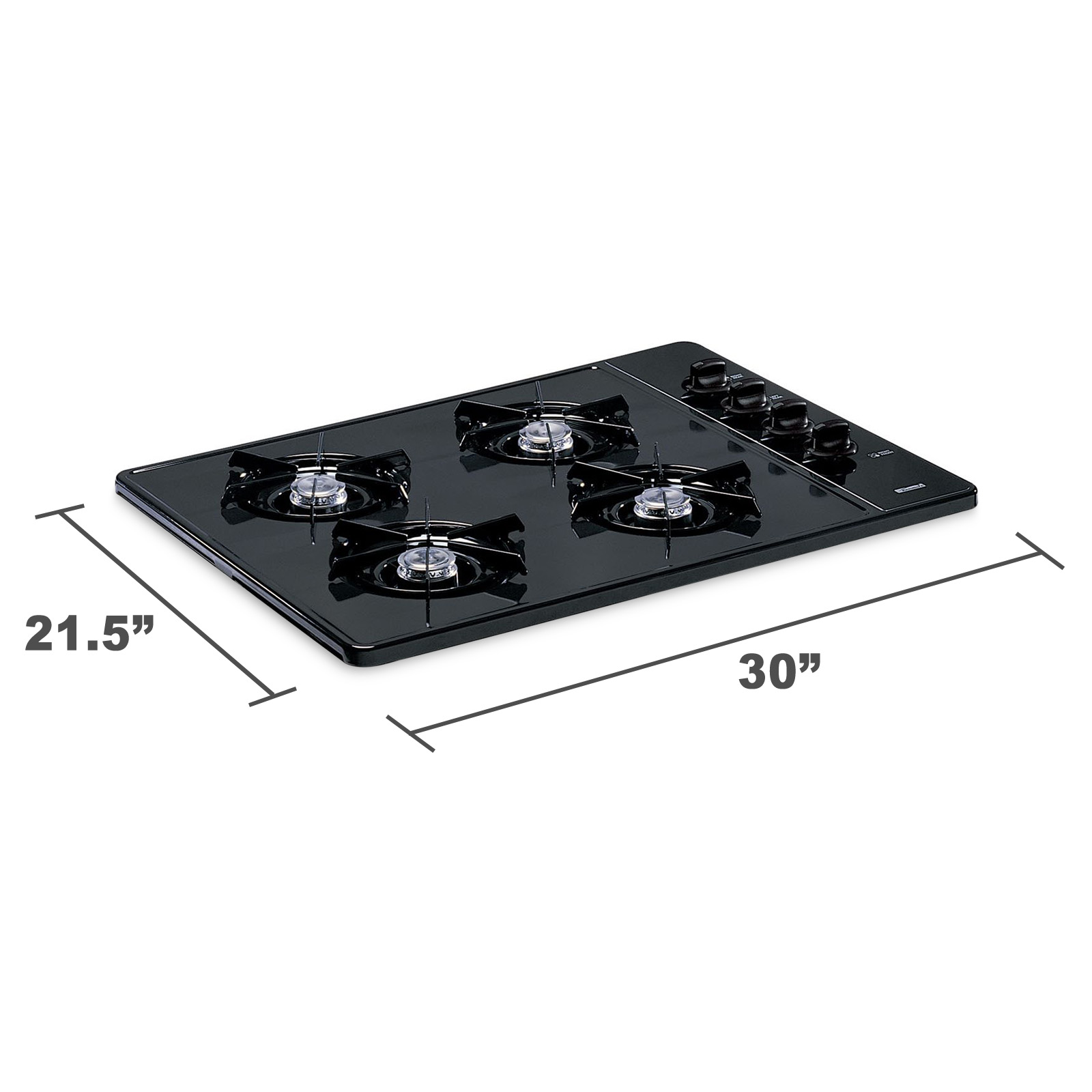 "Kenmore 30"" Gas Cooktop - Black"