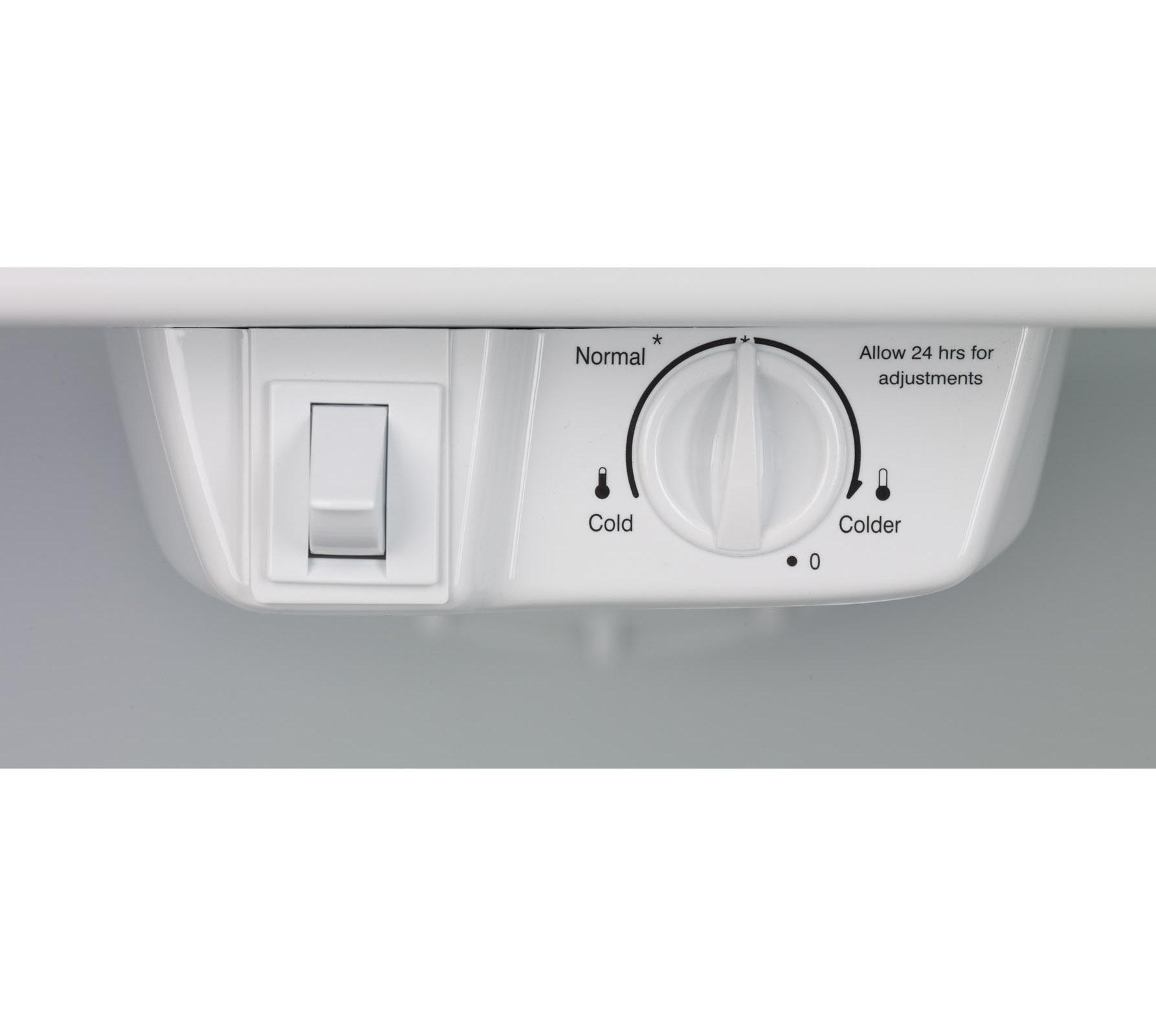 Frigidaire FFHT1514QW 14.5 cu. ft. Top-Mount Refrigerator - White