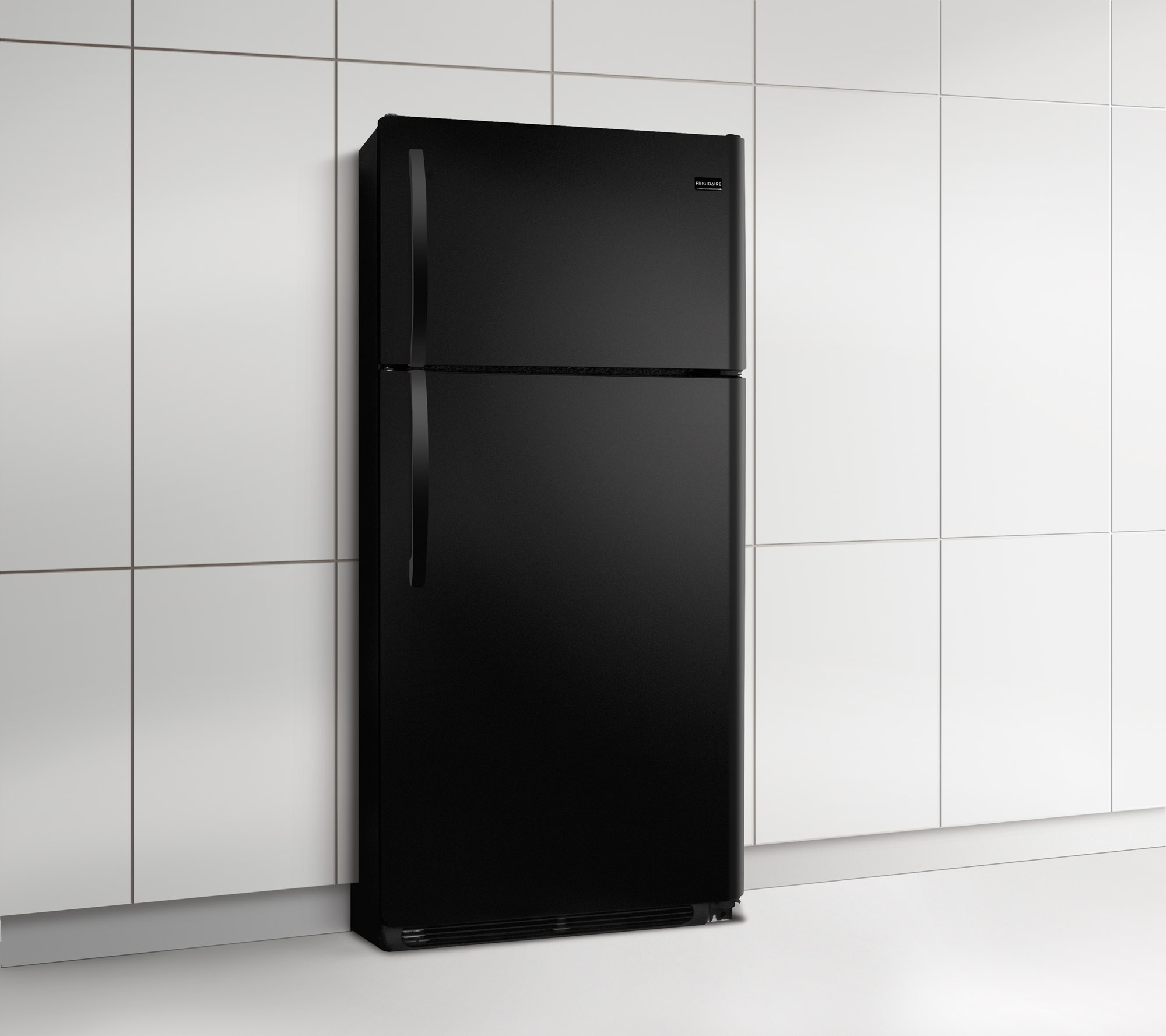 Frigidaire FFHT1614QB 16.3 cu. ft. Top-Mount Refrigerator - Black