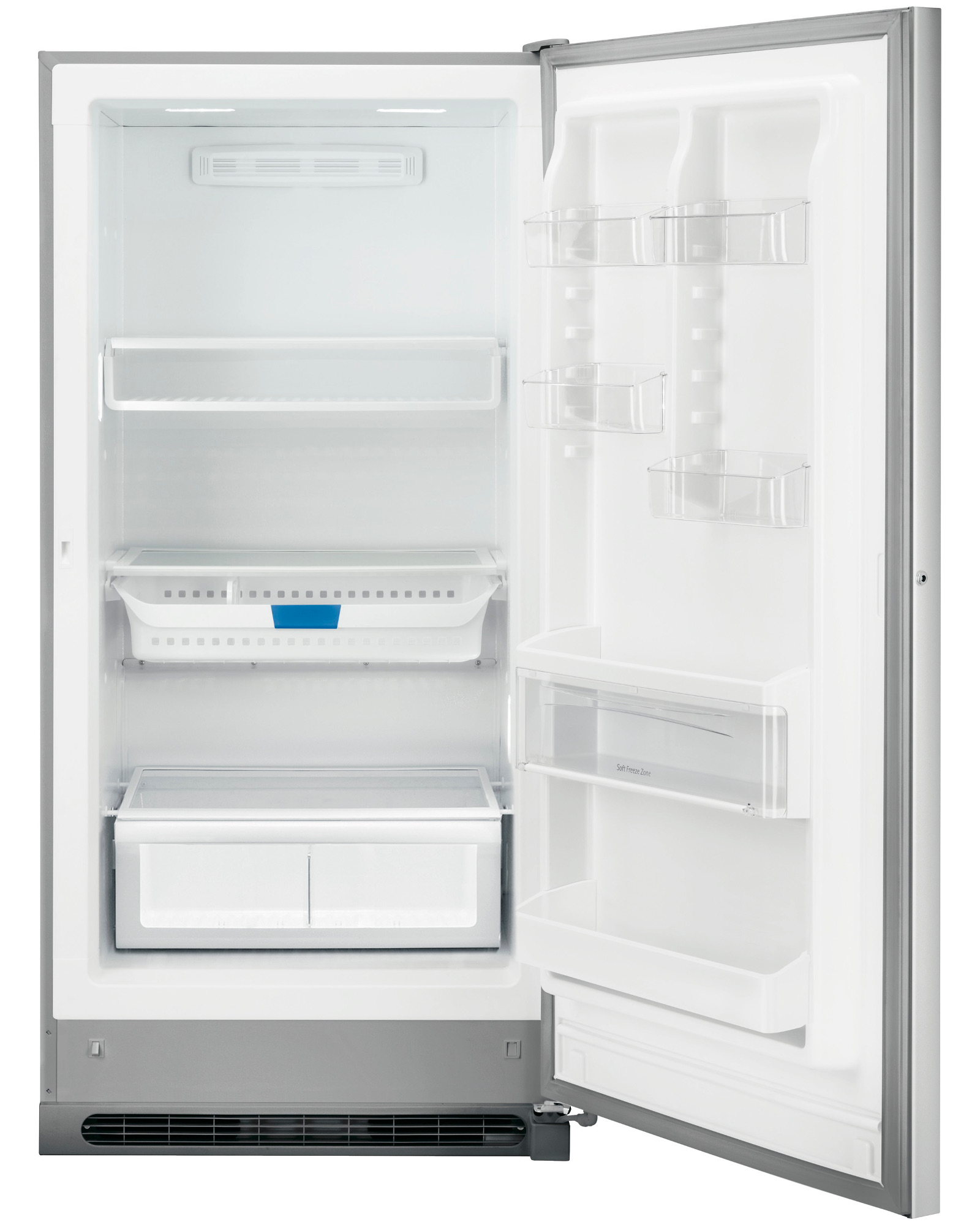 Frigidaire FGVU21F8QF 20.5 cu. ft. Convertible Refrigerator/Freezer - Stainless Steel