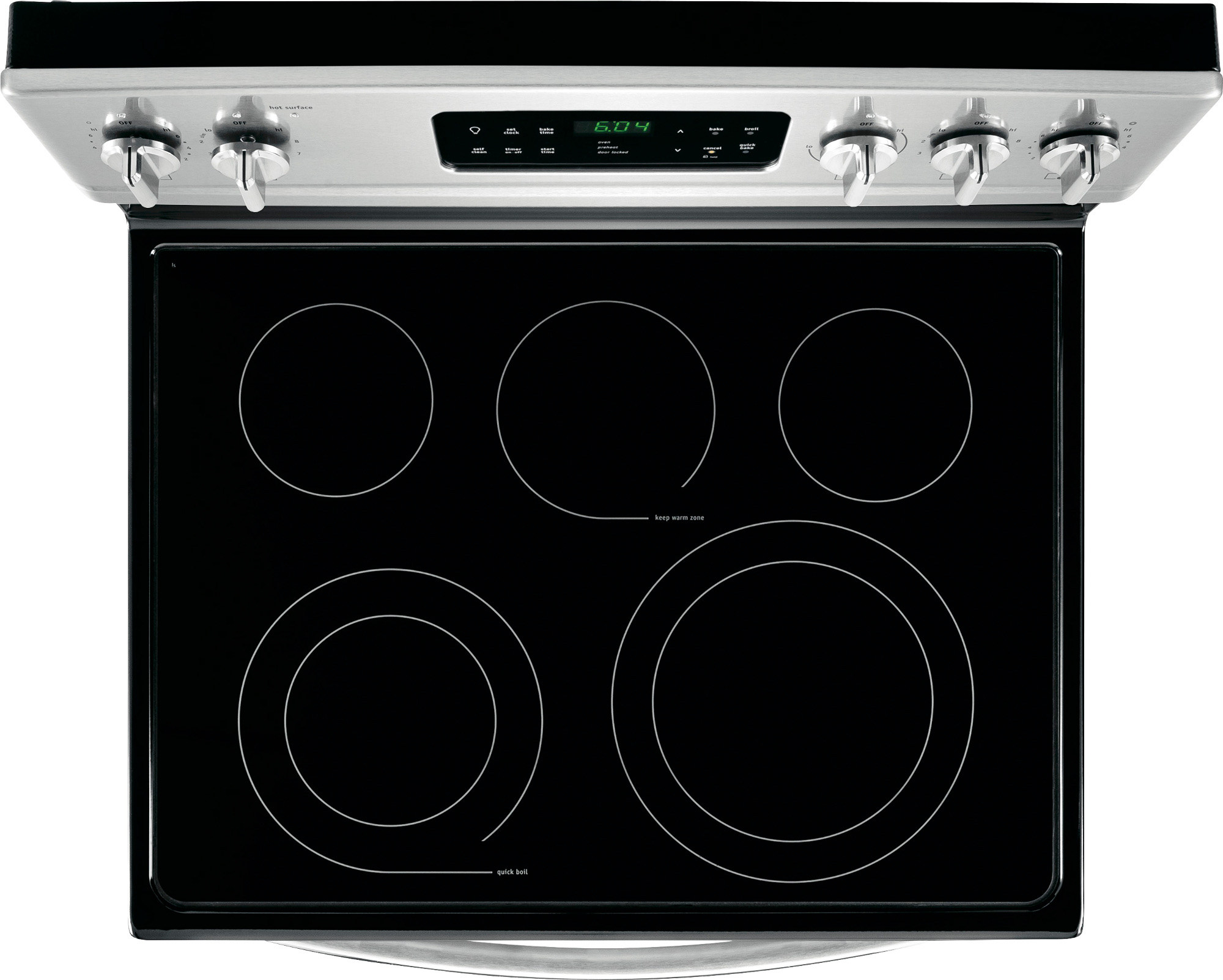 Frigidaire Gallery FGEF3035RF 5.7 cu. ft. Electric Range - Stainless Steel