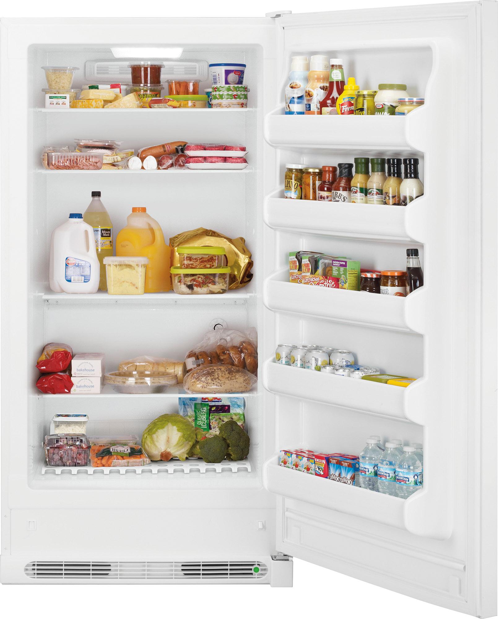 Kenmore 70722 16.7 cu. ft. Freezerless Refrigerator - White