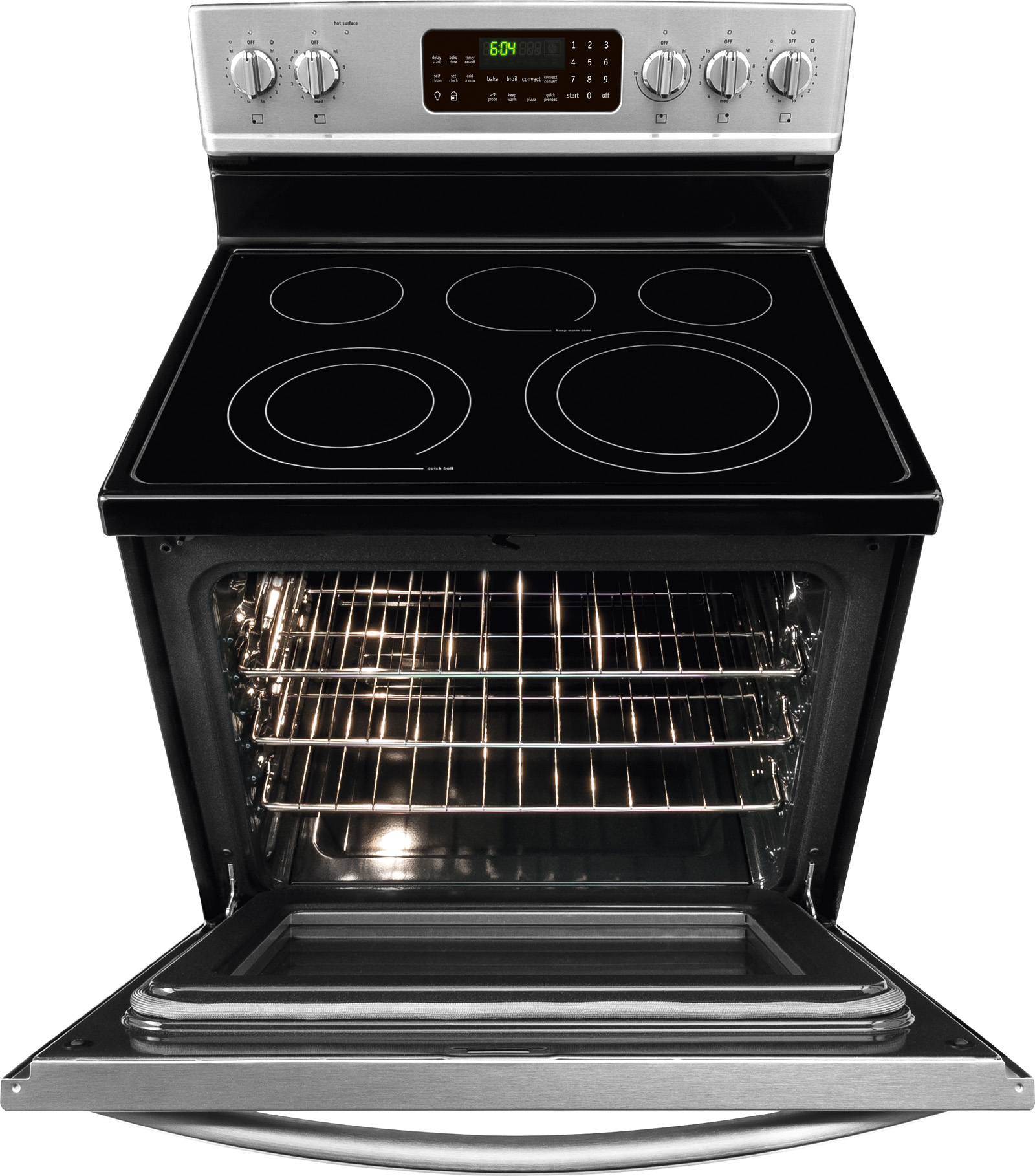 Frigidaire Gallery FGEF3058RF 5.8 cu. ft Electric Range - Stainless Steel