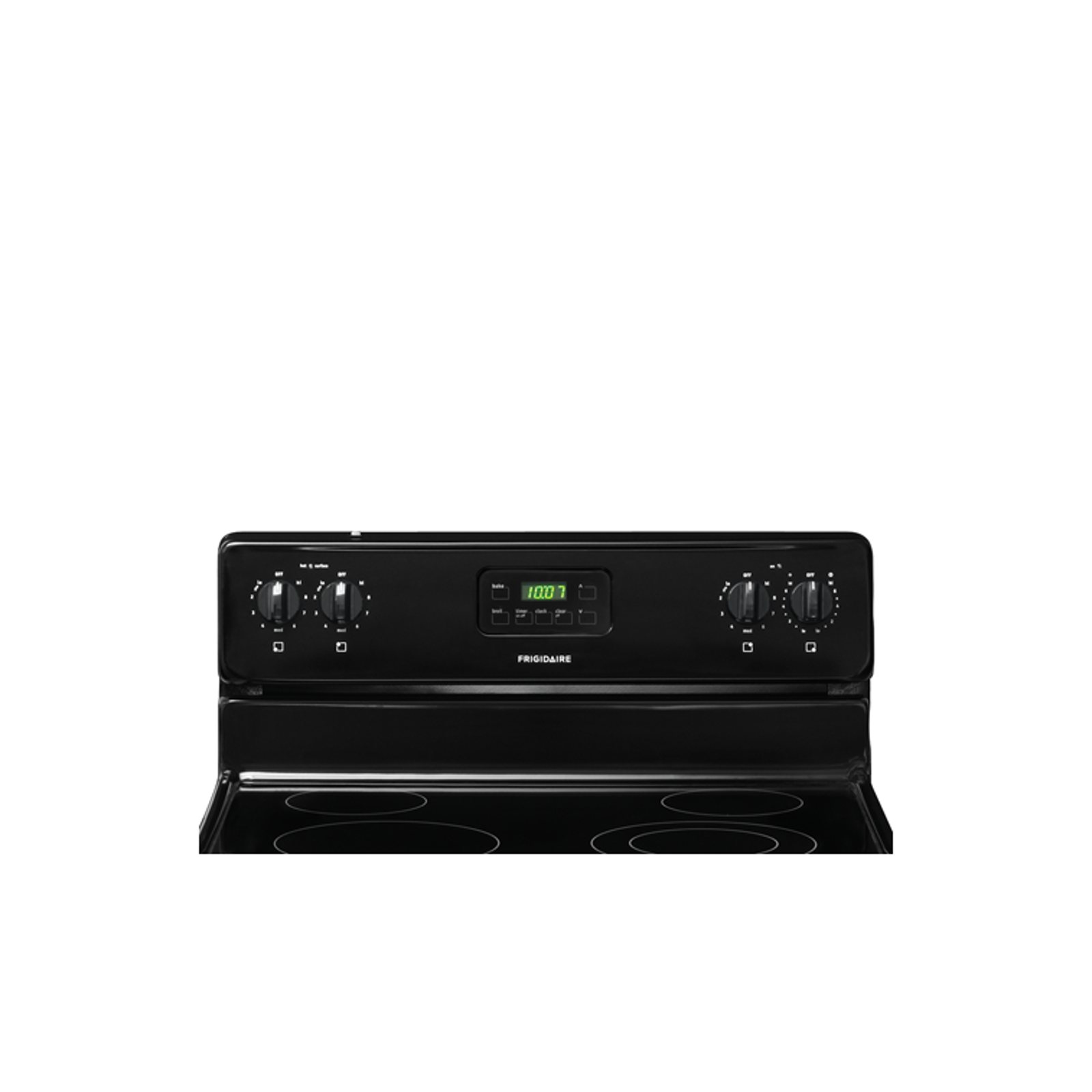 Frigidaire FFEF3013LB 4.8 cu. ft. Electric Range