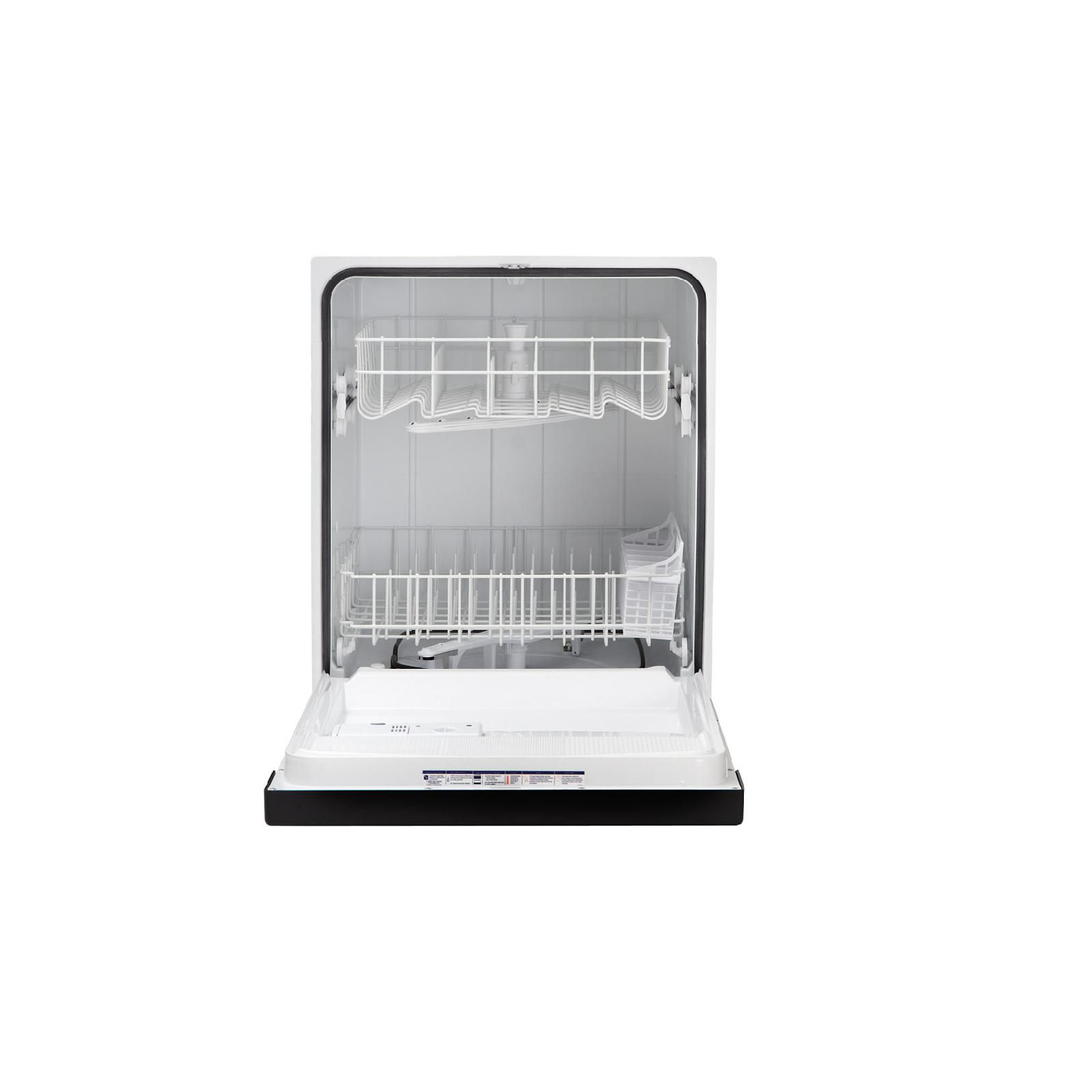 "Frigidaire FBD2400KS 24"" Built-In Dishwasher - Stainless Steel"