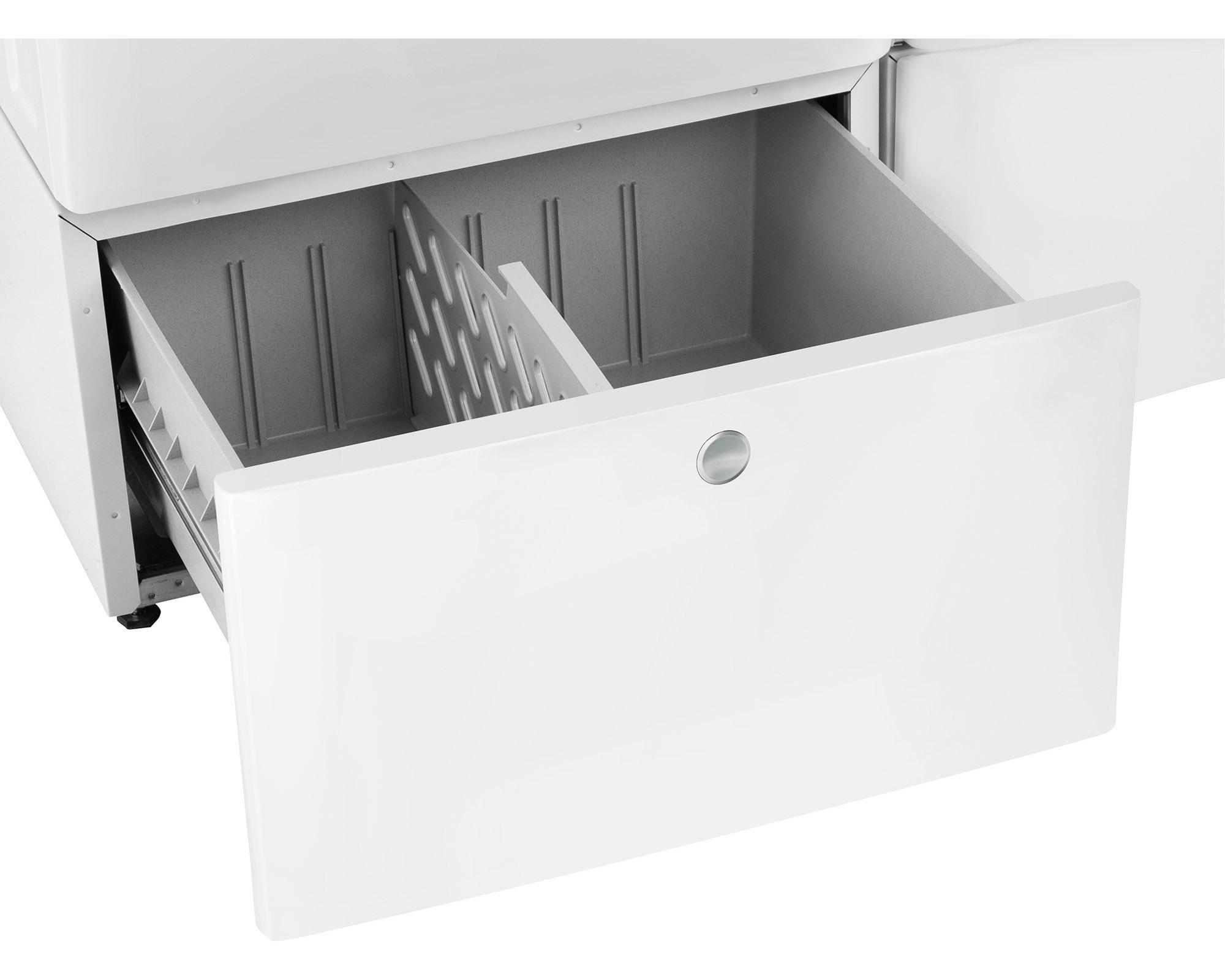 "Electrolux EPWD157SIW 15"" Laundry Pedestal w/Drawer - White"