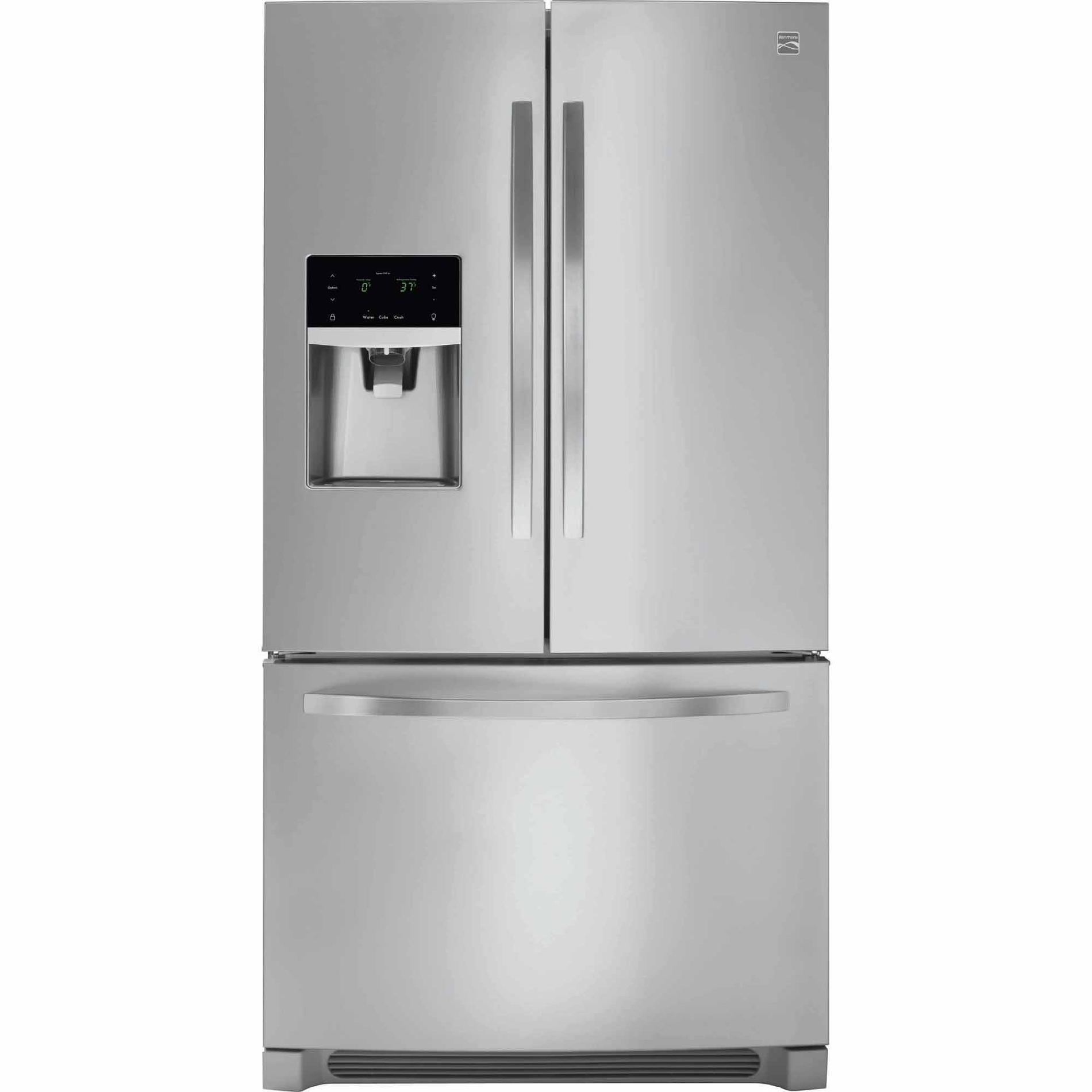 Kenmore 70443 21.9 cu. ft. French Door Refrigerator - Stainless Steel