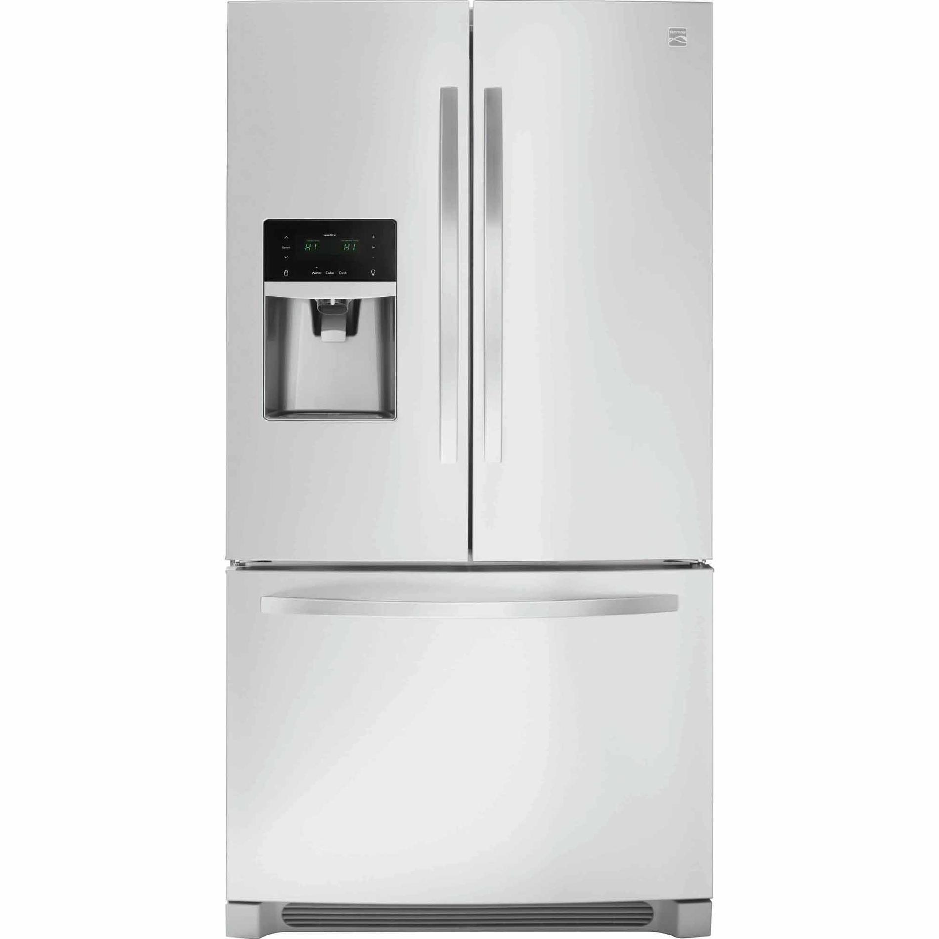Kenmore 70343 27.2 cu. ft. French Door Refrigerator - Stainless Steel