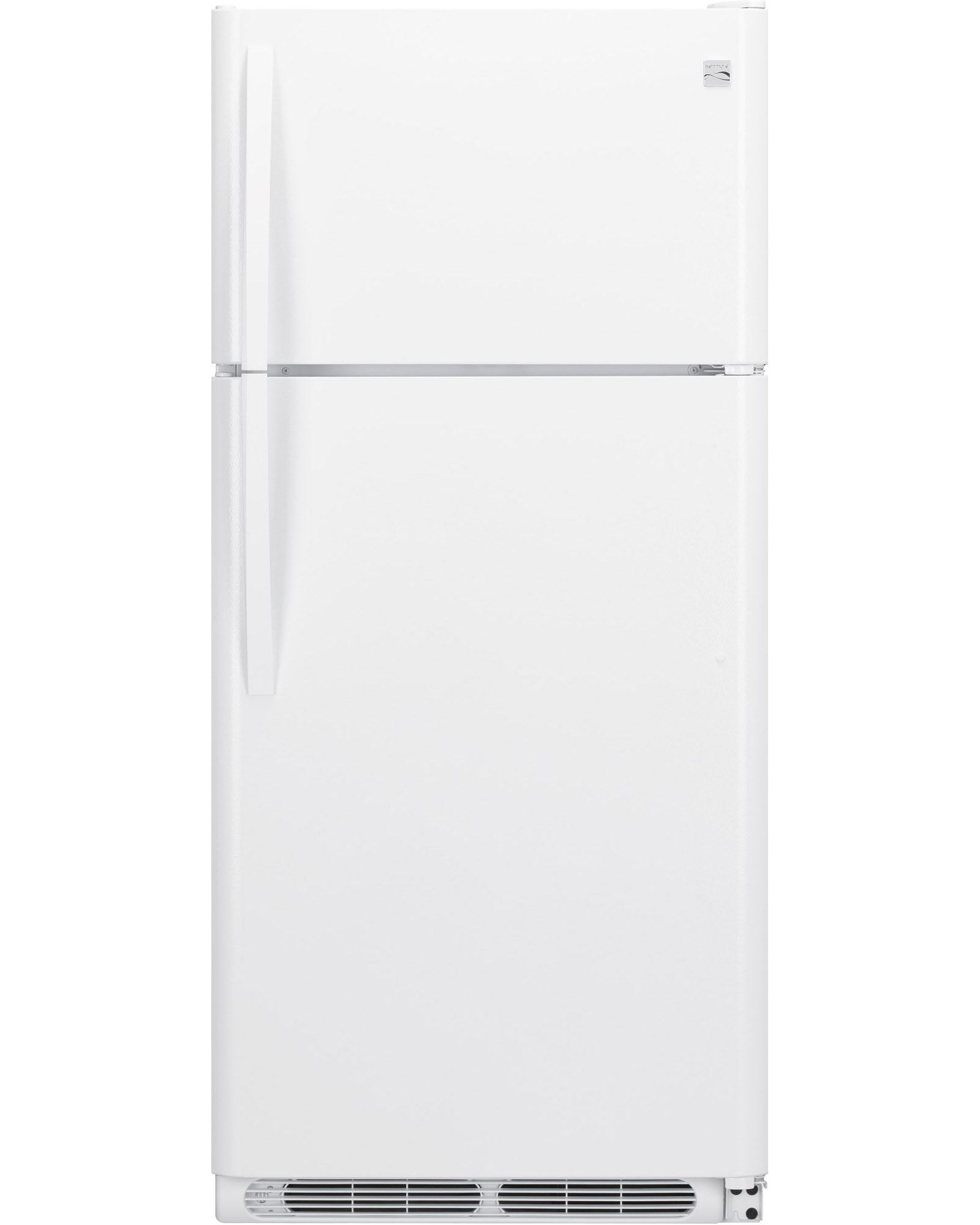Kenmore 60412 18 cu. ft. Top Freezer Refrigerator w/ Wire Shelves - White