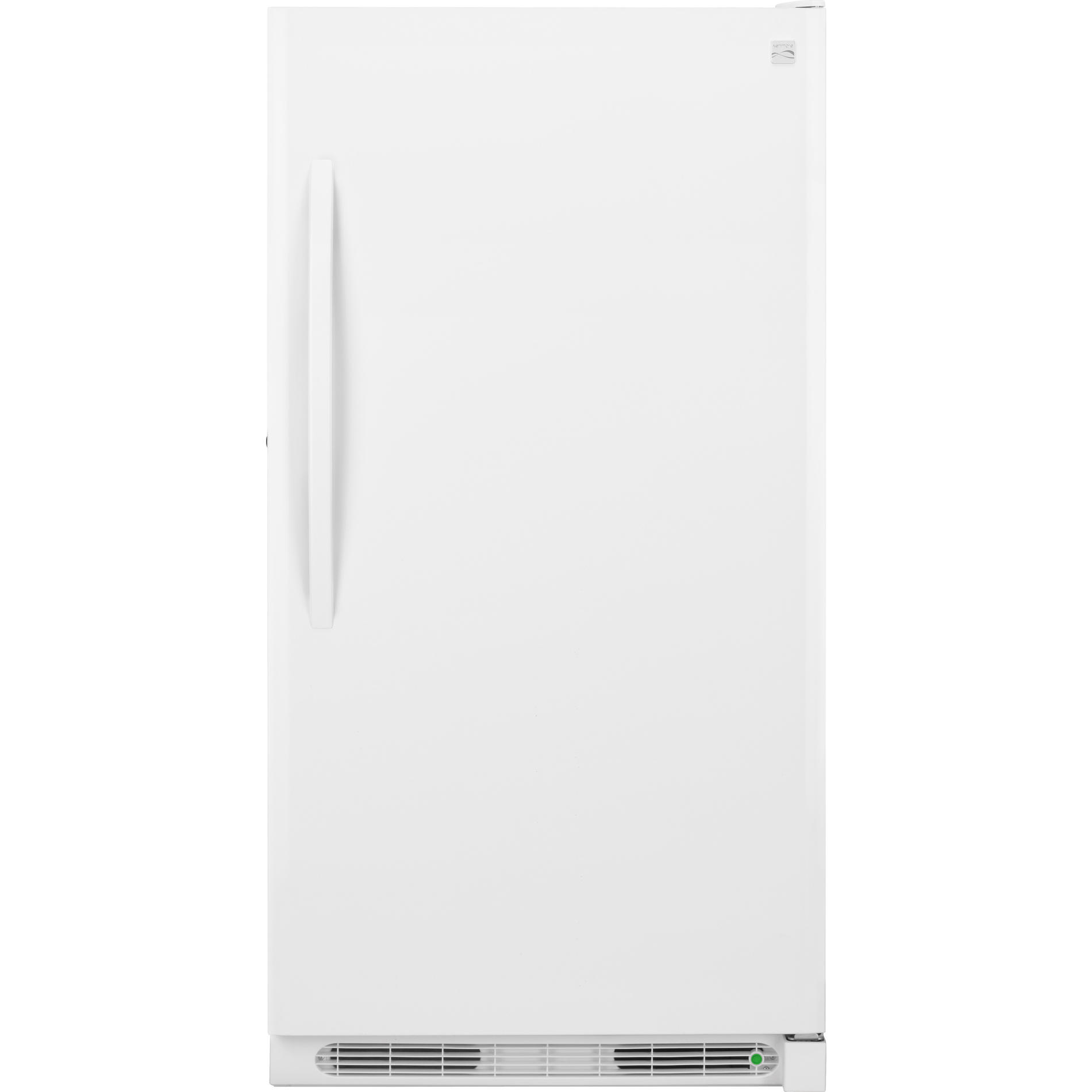 Kenmore 22442 13.8 cu. ft. Upright Freezer - White