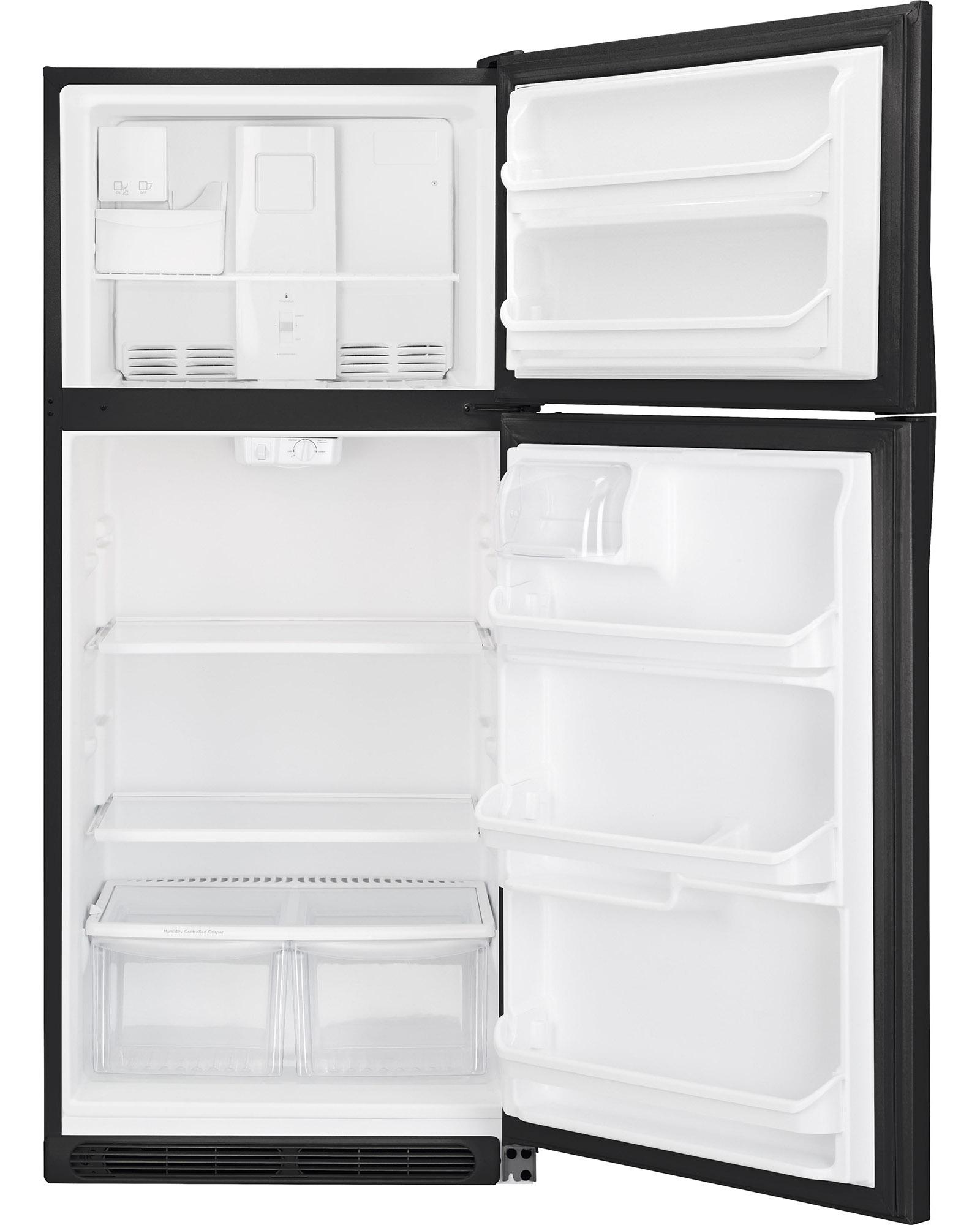 Kenmore 20.4 cu. ft. Top Freezer Refrigerator - Black