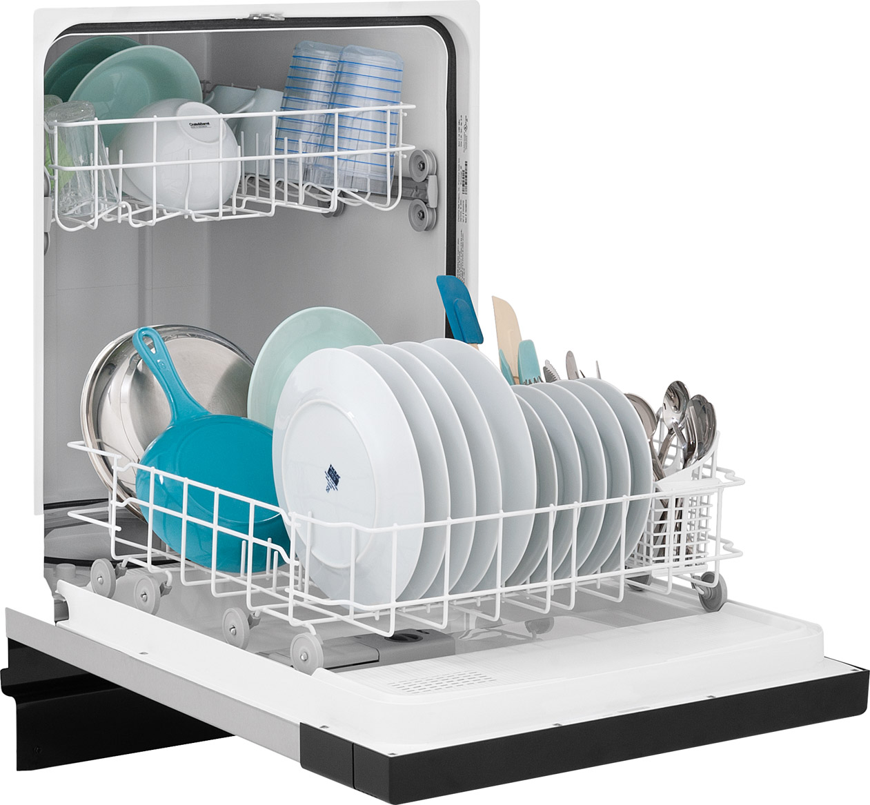 "Kenmore 14013 24"" Built-In Dishwasher -  Stainless"