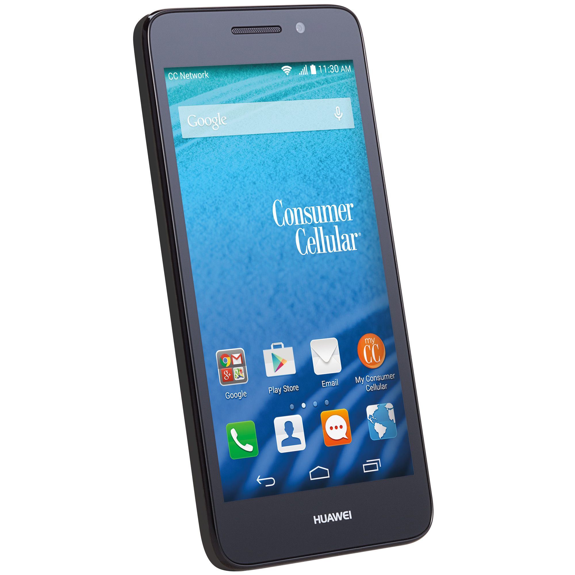 Consumer Cellular Huawei Vision 3 LTE Smartphone