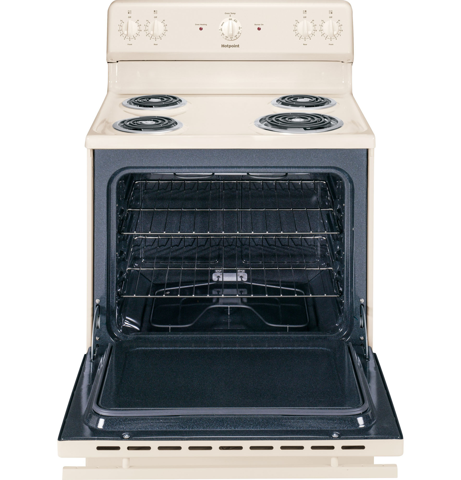 Hotpoint RB525DHCC 5.0 cu. ft. Freestanding Electric Range - Bisque
