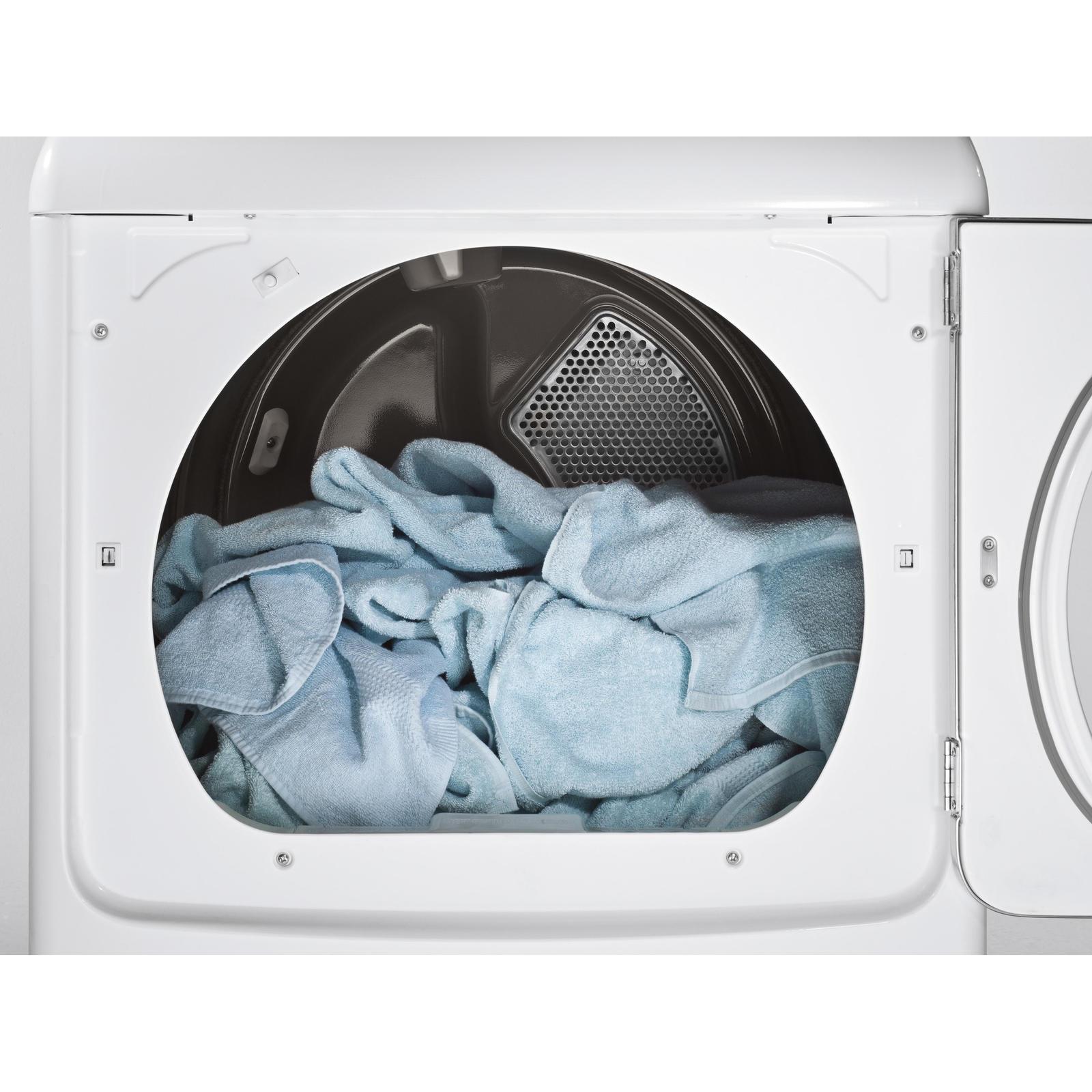 GE Appliances GTD81GSSJWS 7.8 cu. ft. Gas Dryer - White