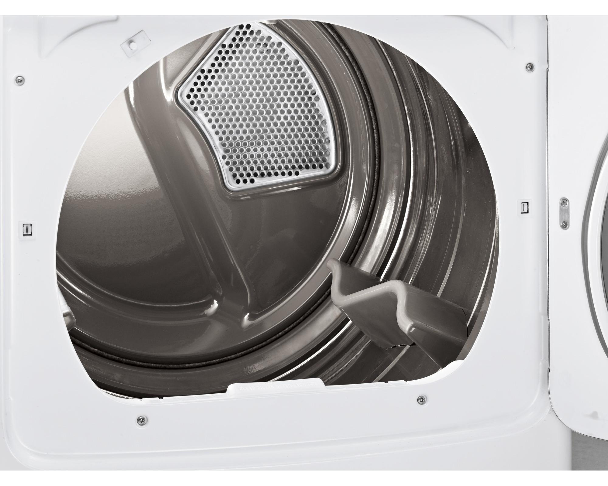 GE Appliances GTD86GSSJWS 7.8 cu. ft. Gas Dryer - White