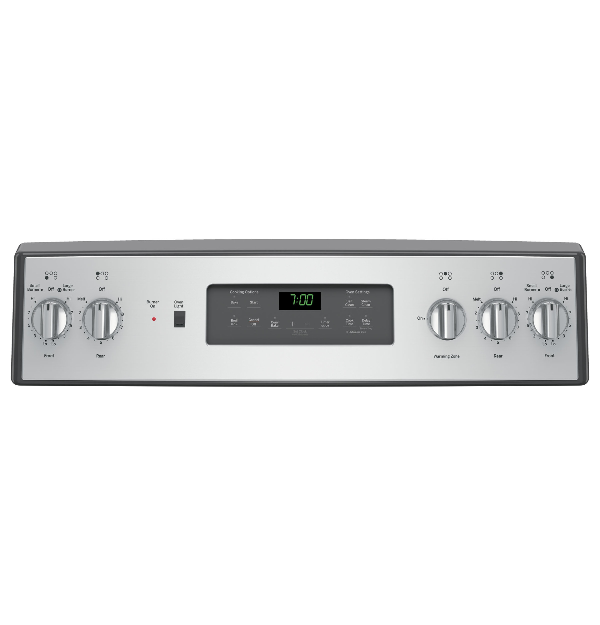 GE Appliances JB700SJSS 5.3 cu. ft. Freestanding Electric Convection Range - Stainless Steel
