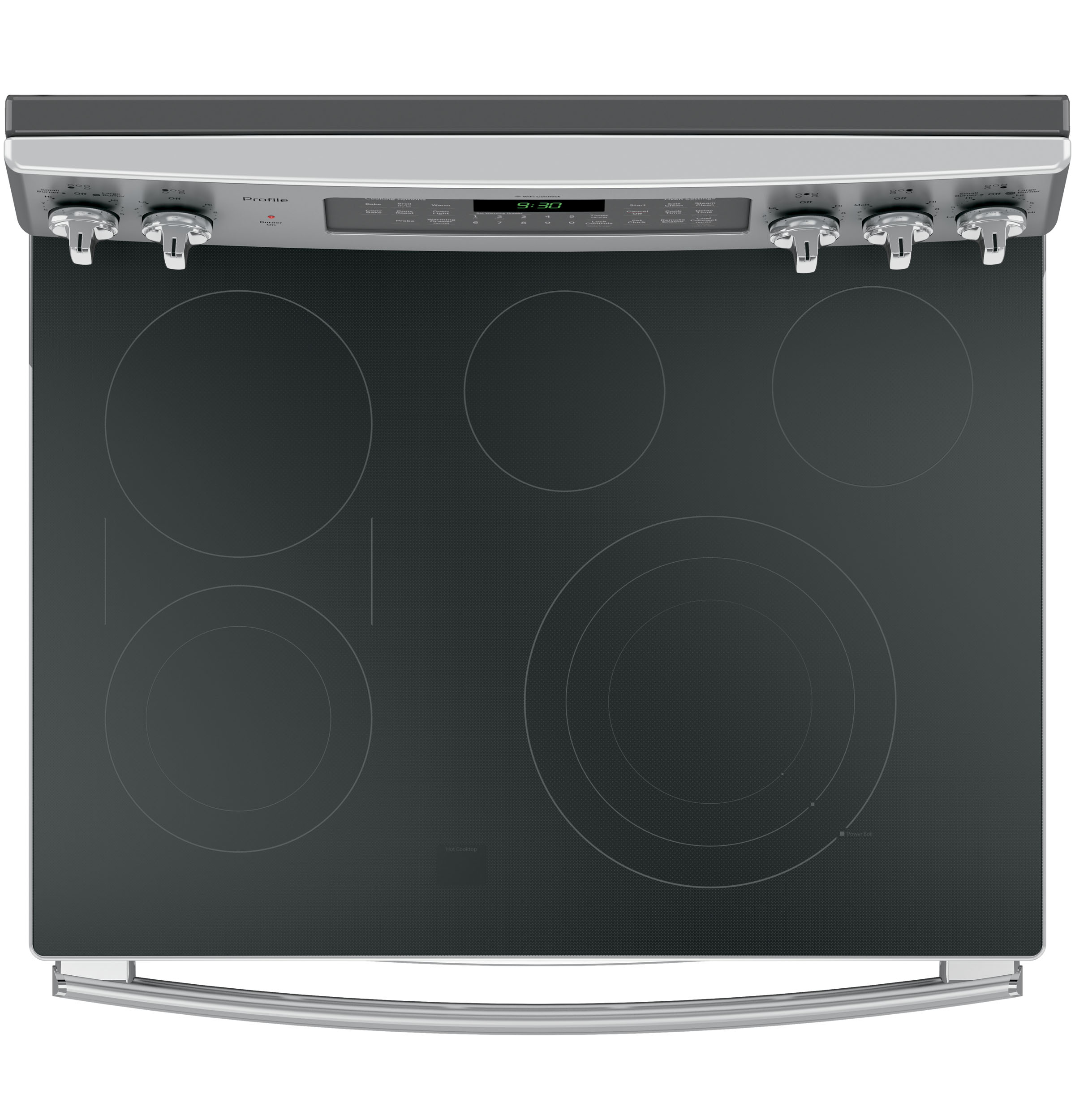 """GE Profile PB930SJSS 30"""" Electric Convection Range w/ Warming Drawer - Stainless Steel"""