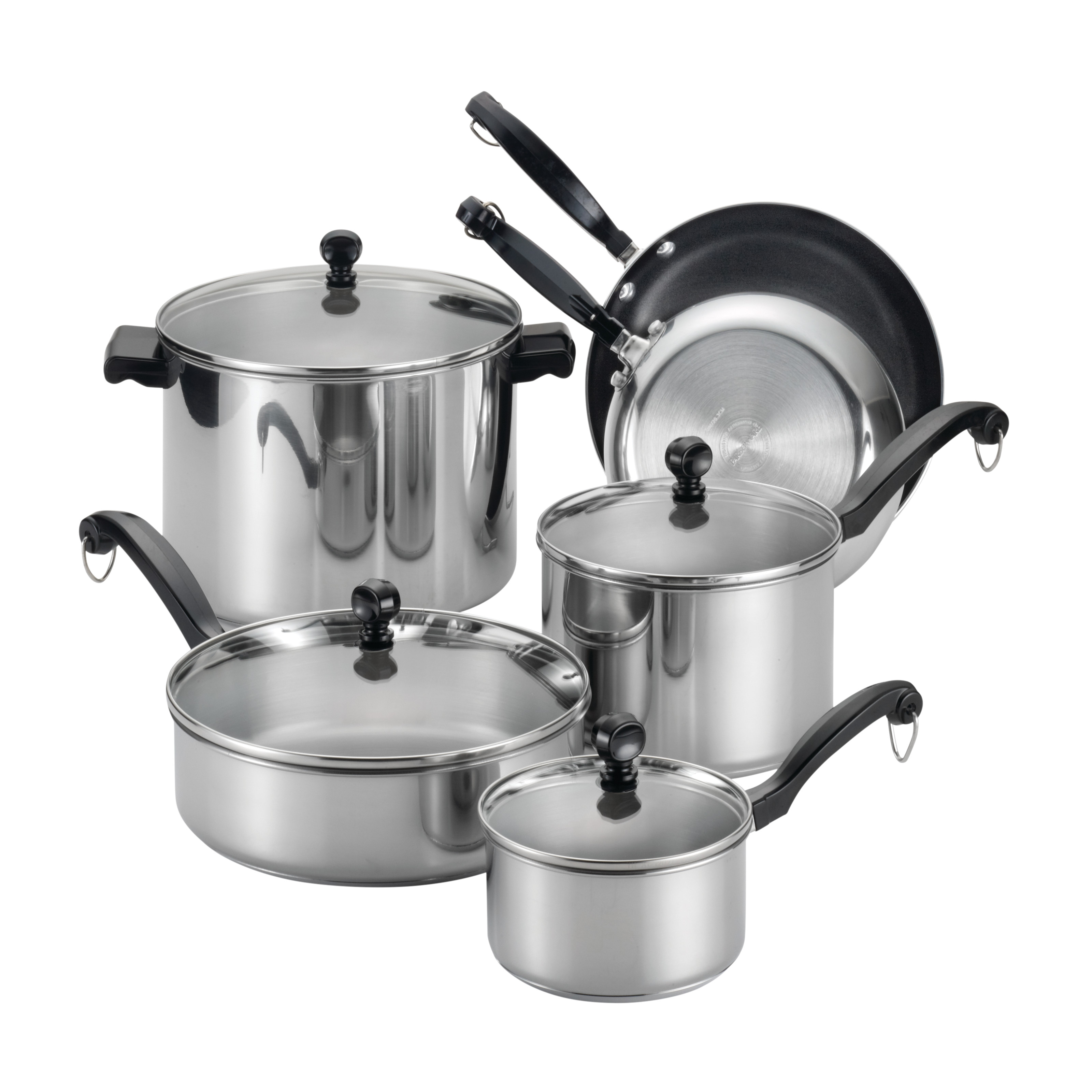 Farberware Classic Series  12-Piece Cookware Set
