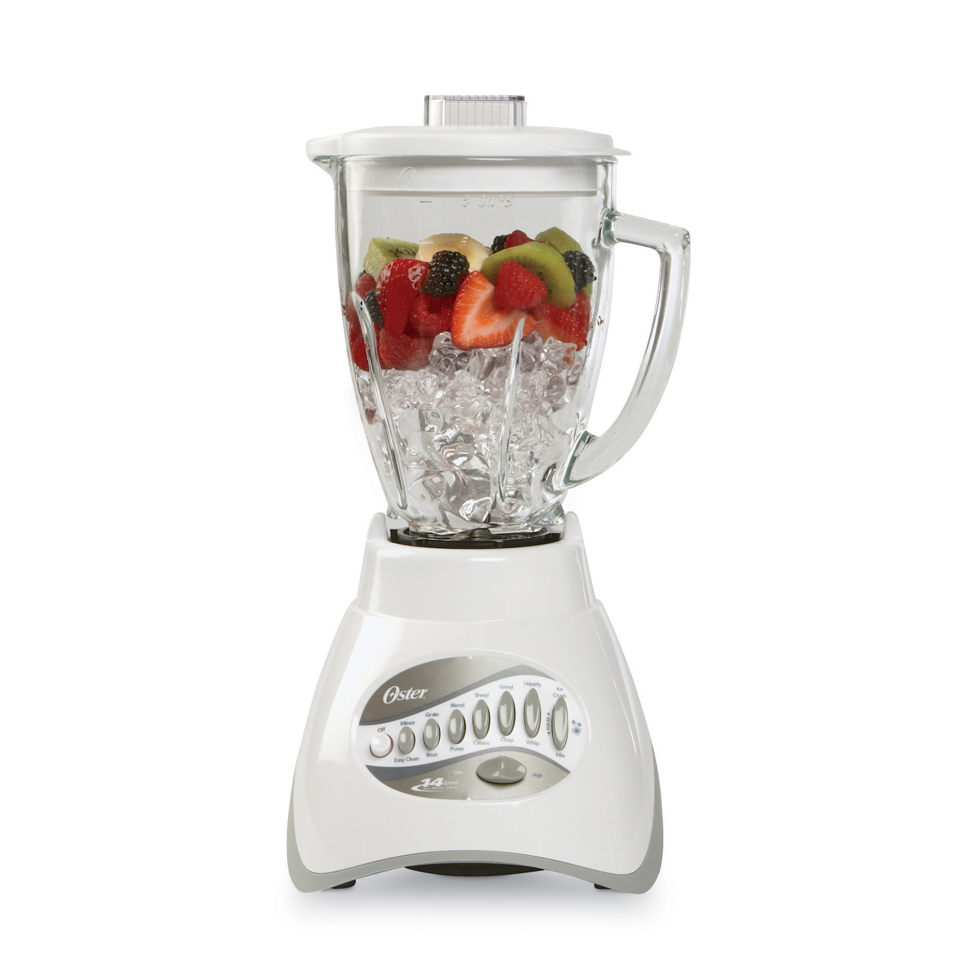 Oster 14-Speed Blender White