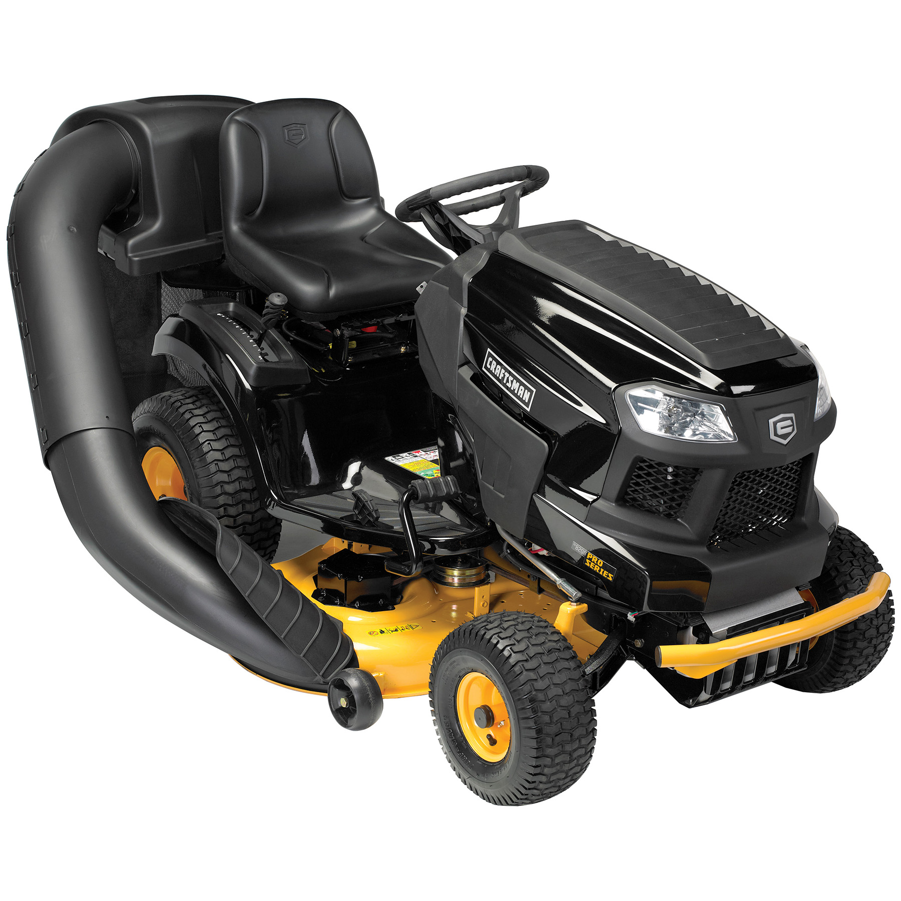 "Craftsman Pro Series 46"" 24 HP V-Twin Kohler Riding Mower with Turn Tight® Extreme"