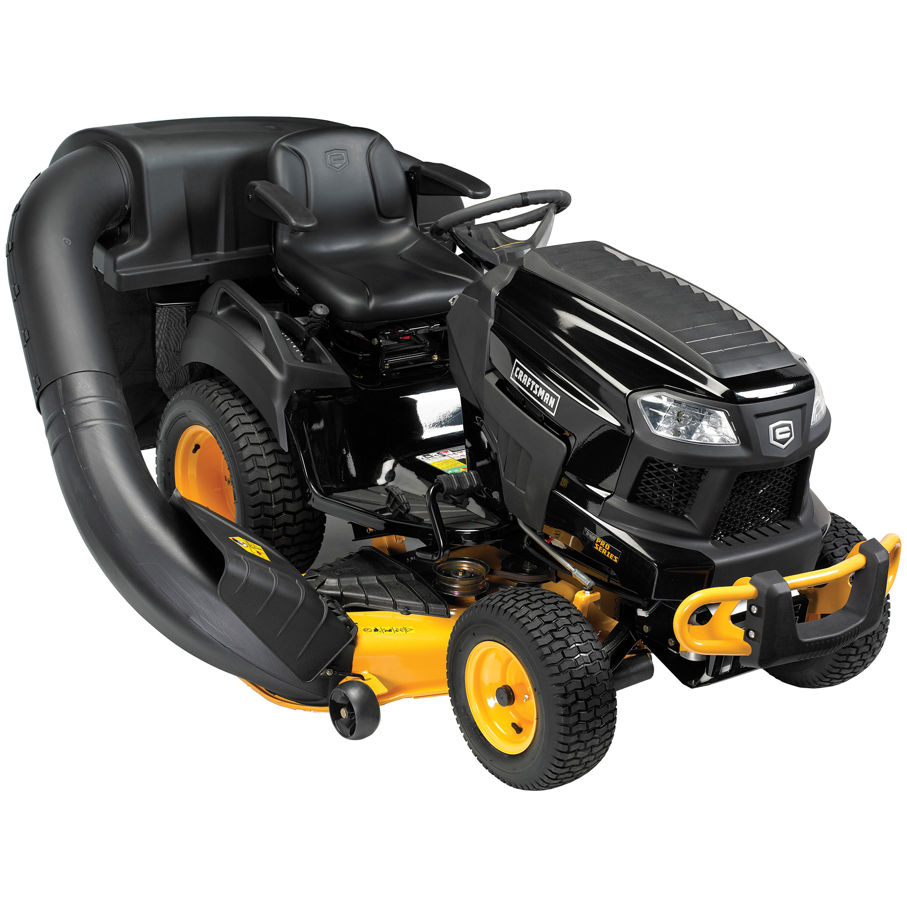 "Craftsman Pro Series 54"" 26 HP V-Twin Kohler Garden Tractor with Turn Tight® Extreme"