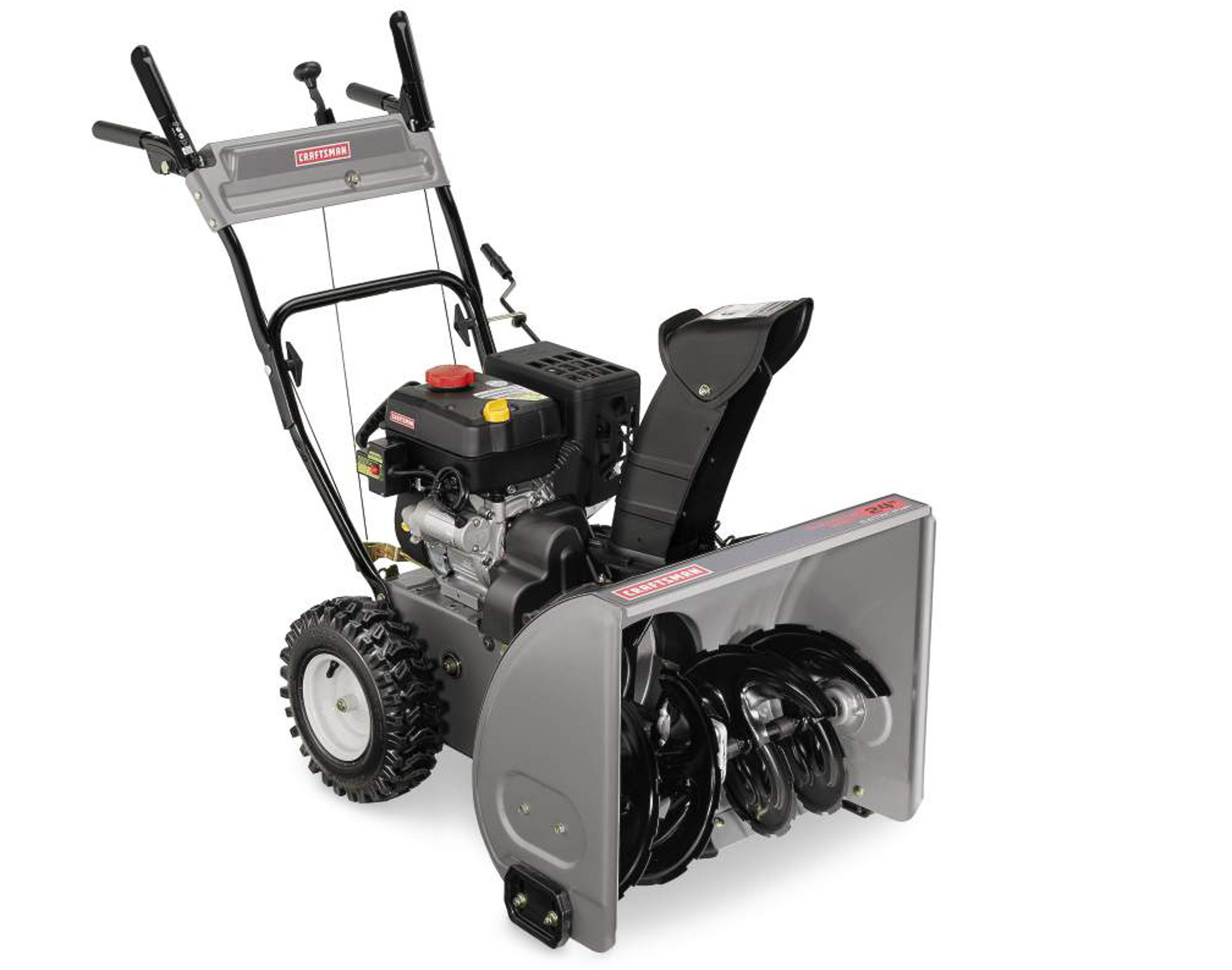 "Craftsman 24"" 179cc* Dual-Stage Snowblower"