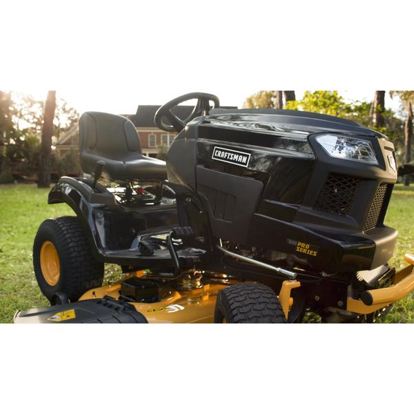 Craftsman Pro Series 20242 Ca Only 46 Auto 24hp V Twin Kohler Riding Mower Sears Hometown