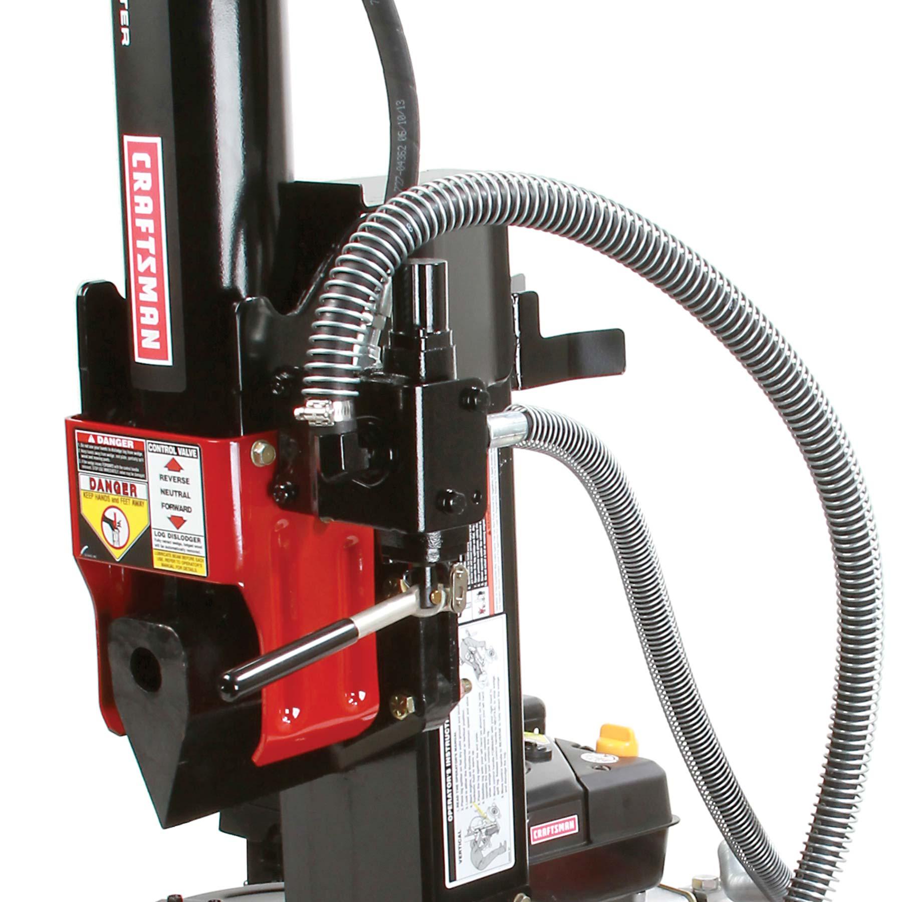 Craftsman 208cc 27-Ton Log Splitter