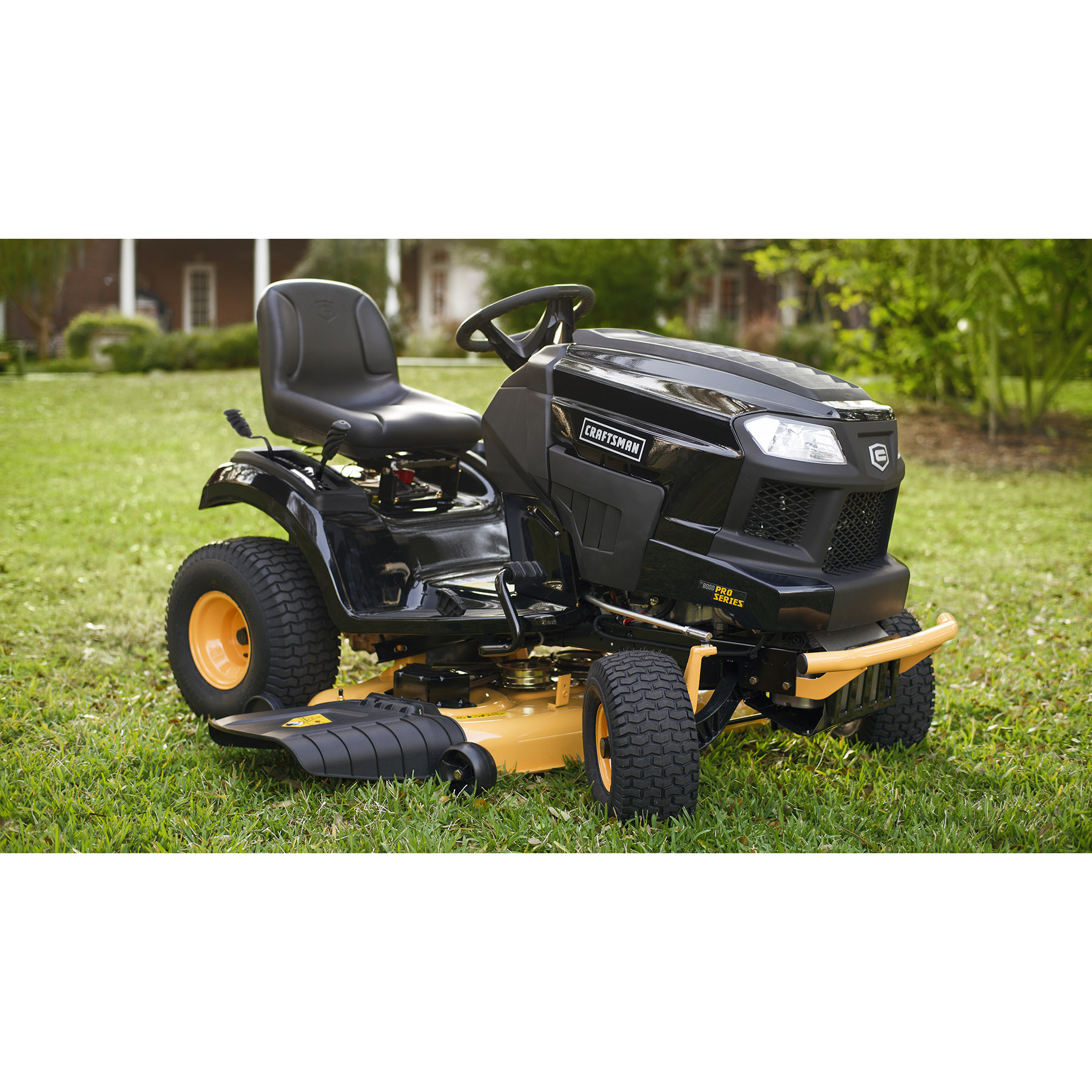 """Craftsman Pro Series 42"""" 22 HP V-Twin Kohler Riding Mower with Turn Tight® Extreme - Limited Qty"""