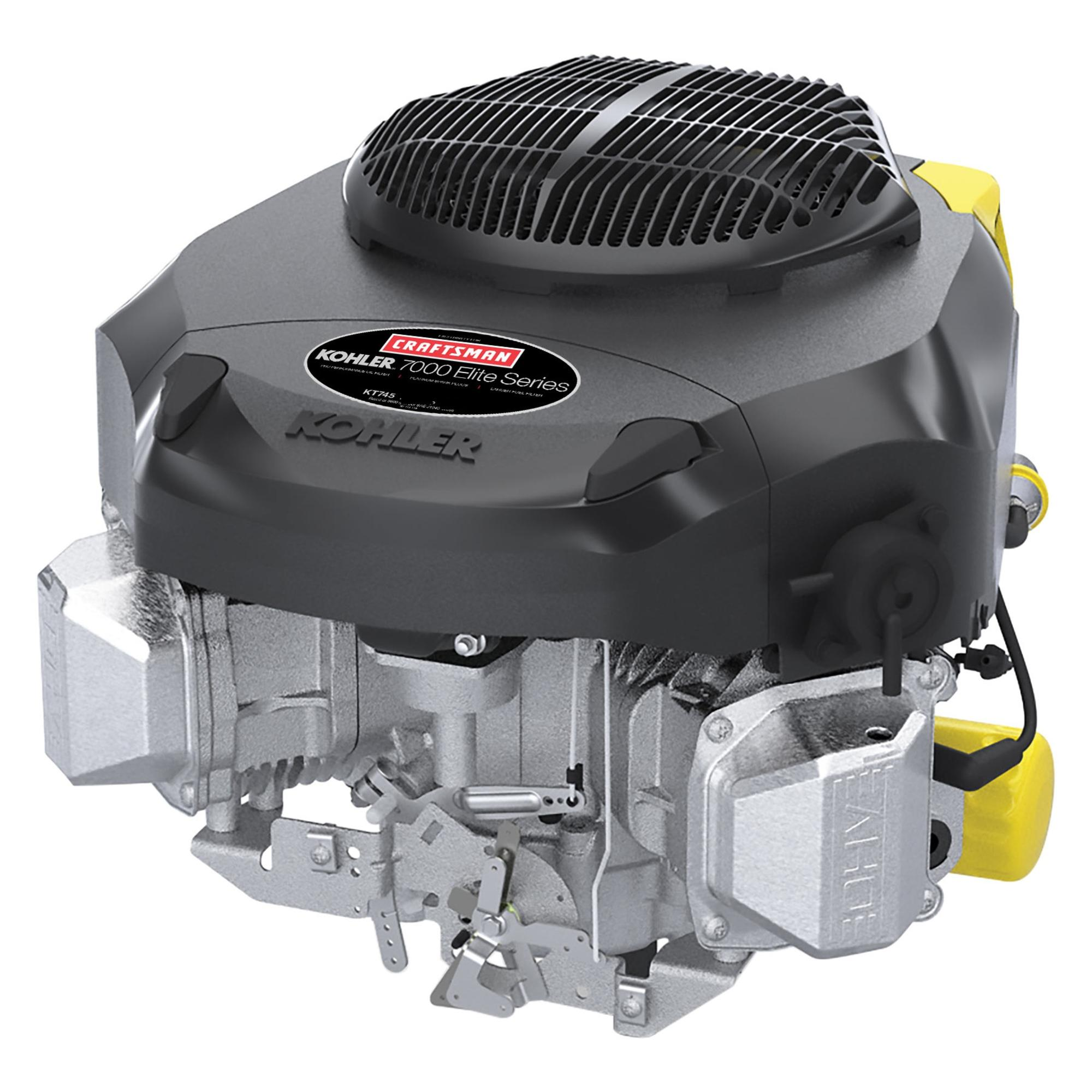 Kohler Engine In A Craftsman Lawn Tractor Trouble Fs5500 Wiring Diagram 2011 Yt 3000 42 Inch 21 Hp Model