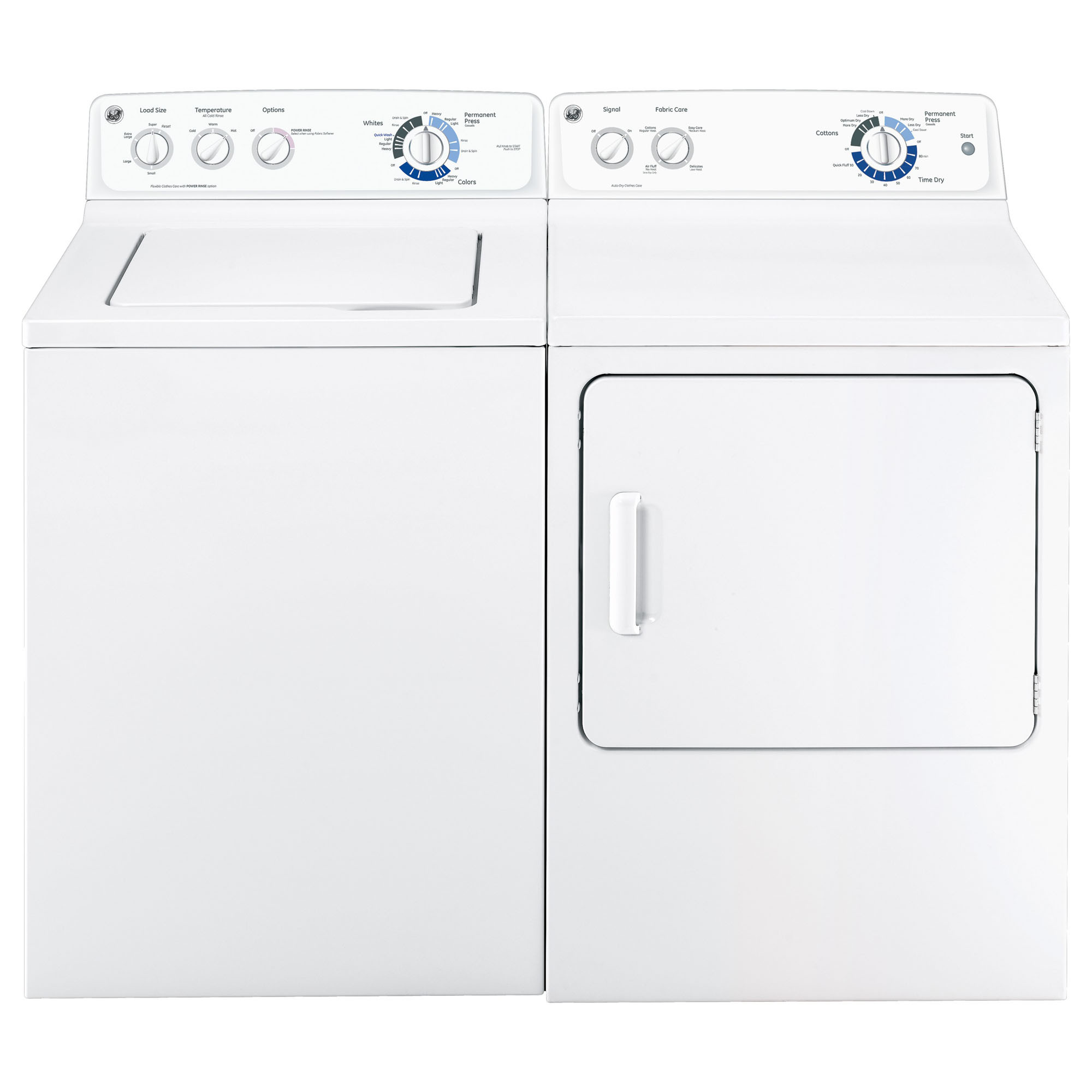 GE Appliances 6.8 cu. ft. Gas Dryer