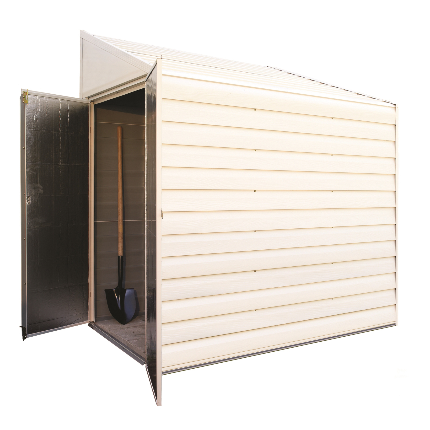 Arrow Yardsaver 4 Ft. x 7 Ft. Storage Building
