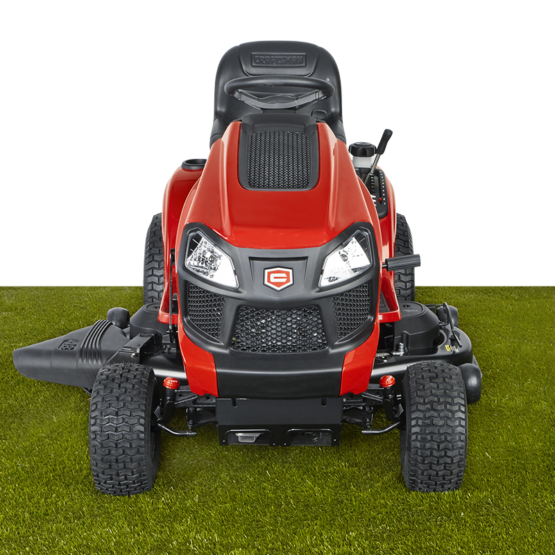 "Craftsman 48"" Fast Auto 22HP Briggs & Stratton Turn Tight® Riding Mower"
