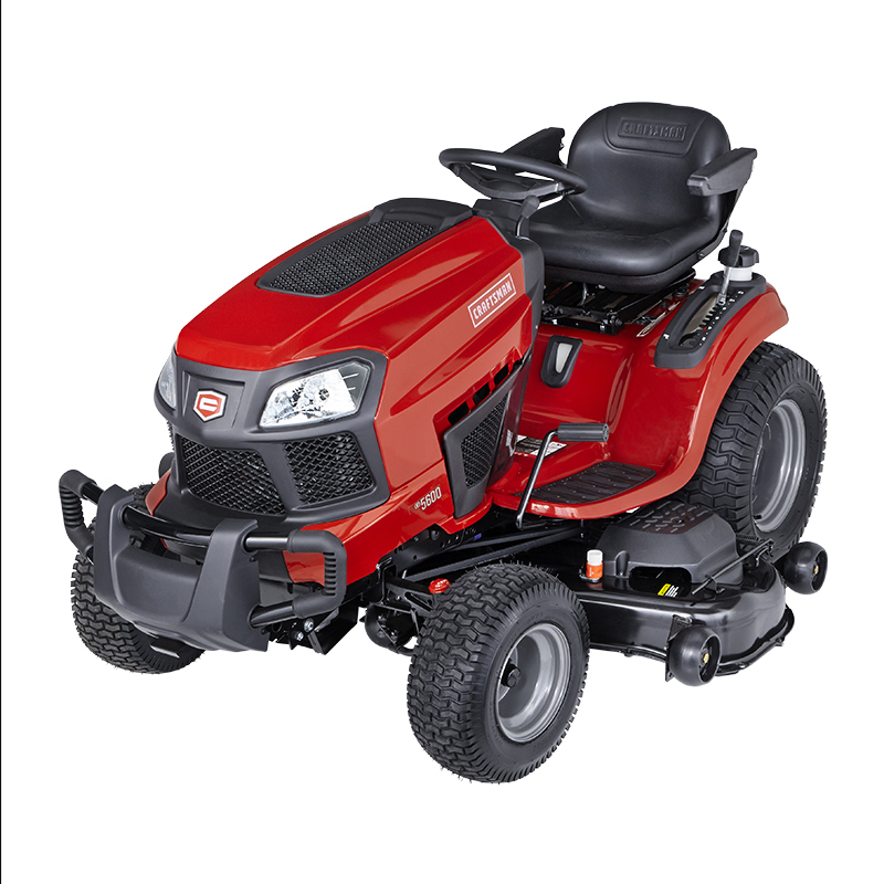 "Craftsman *CA Only* 54"" 24HP Briggs & Stratton V-Twin Turn Tight® Garden Tractor"