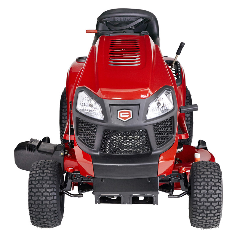 "Craftsman 42"" Fast Auto 19HP Briggs & Stratton Turn Tight® Riding Mower"
