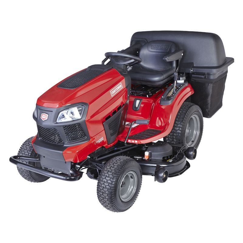 """Craftsman 48"""" Auto 24 HP Briggs & Stratton V-Twin Turn Tight® Garden Tractor"""