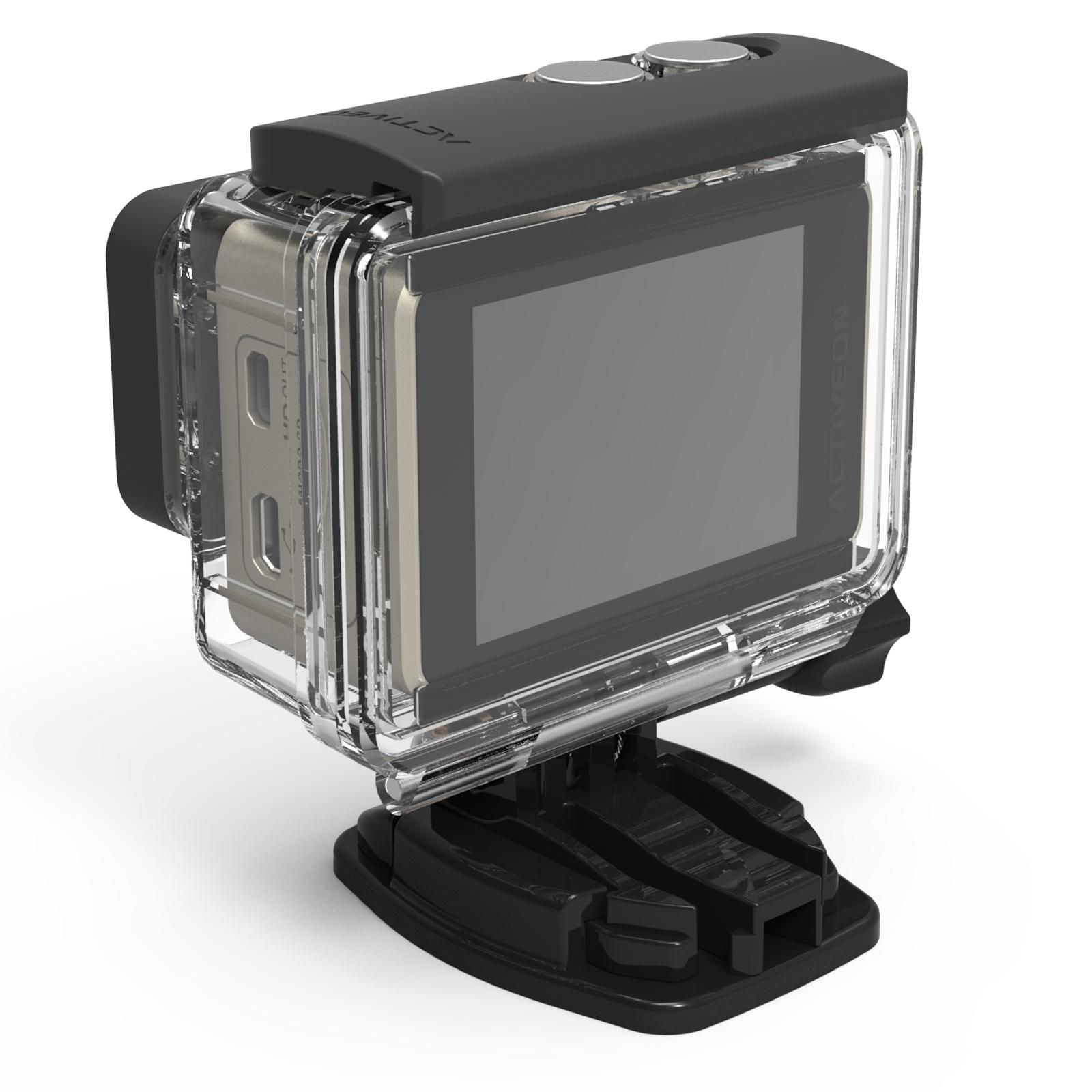 Activeon 16-Megapixel Action Camera CX - Gold