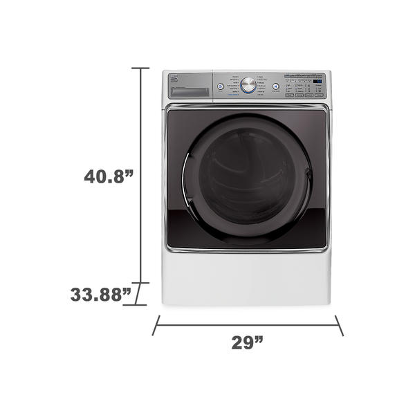kenmore elite he4 dryer service manual