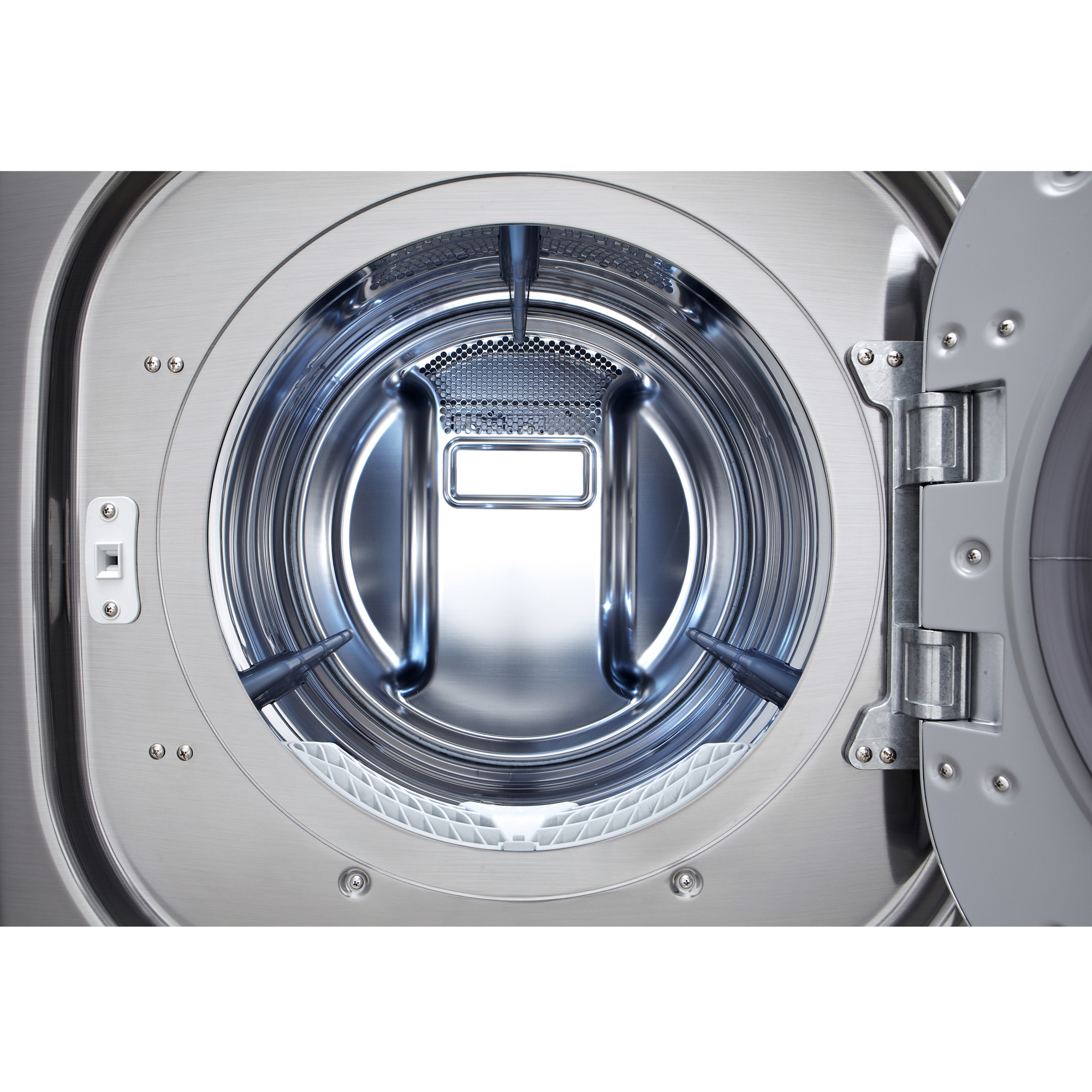 LG DLHX4072V 7.3 cu. ft. Capacity Front Load Dryer w/ EcoHybrid™ Technology - Graphite Steel
