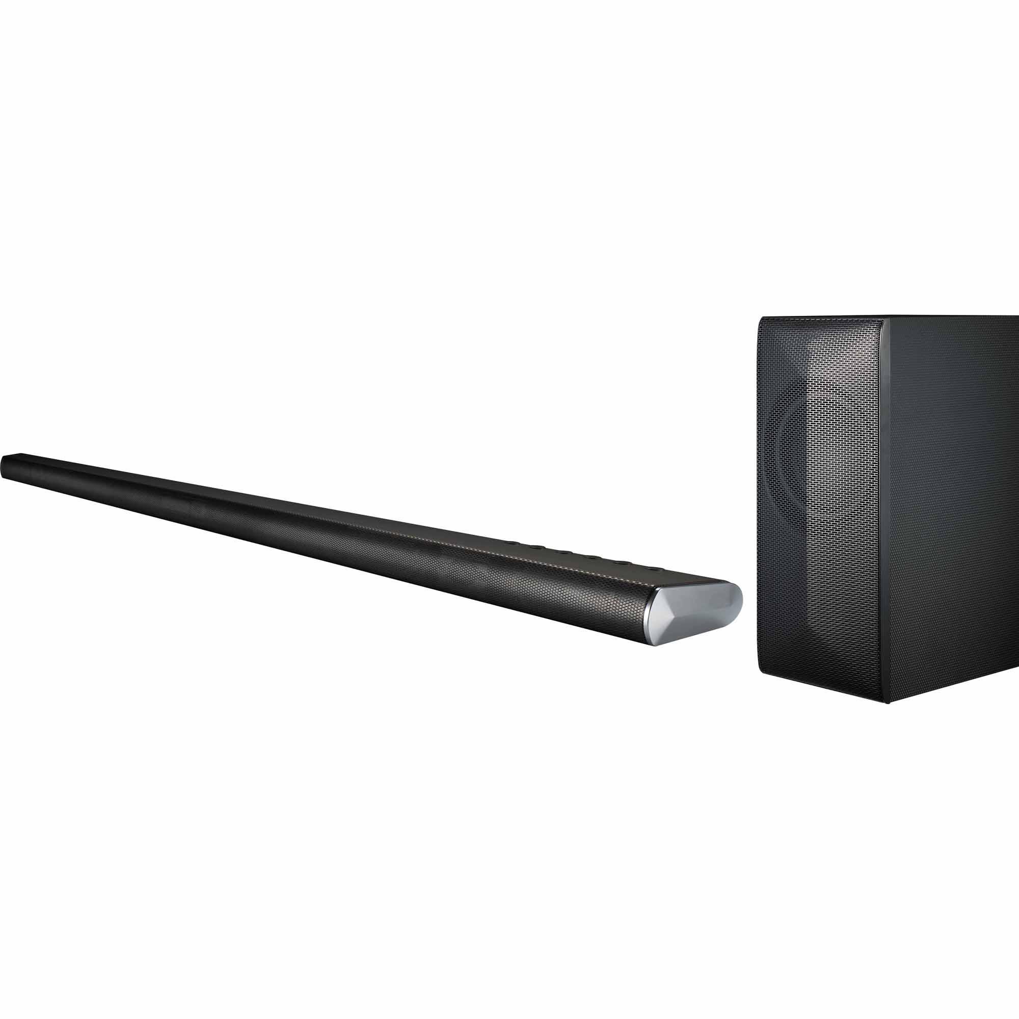 LG 4.1ch 360W Smart Hi-Fi Wireless SoundBar - LAS751M