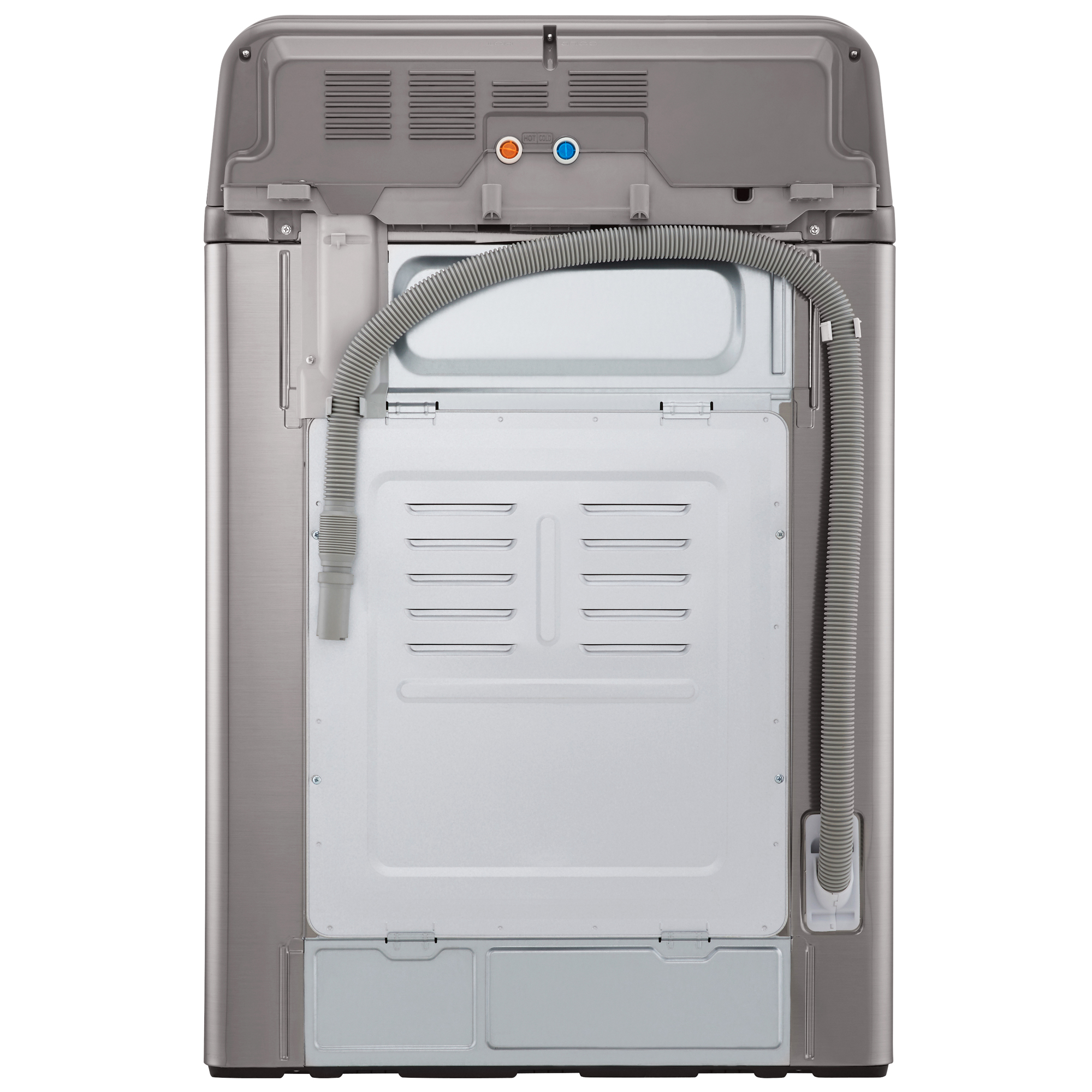 LG WT7700HVA 5.7 cu.ft.. Top Load Washer w/ TurboWash® Technology – Graphite Steel