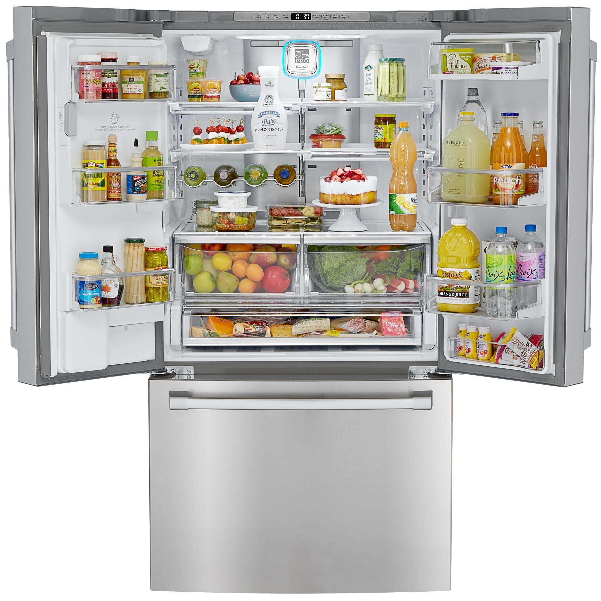 Kenmore Pro 79983 29.8 cu. ft. French Door Bottom-Freezer Refrigerator