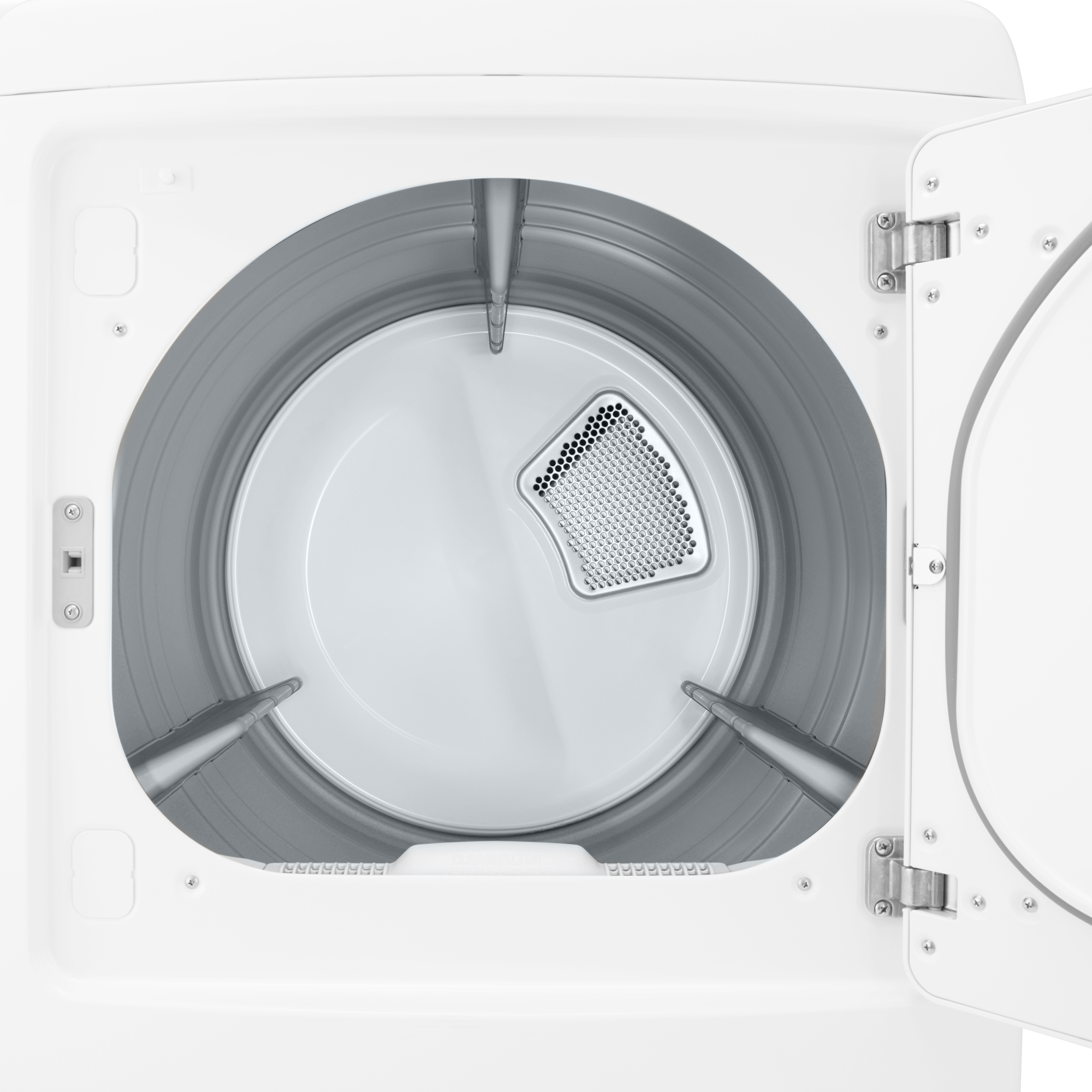 LG DLE1501W 7.3 cu. ft. Front Control Electric Dryer – White