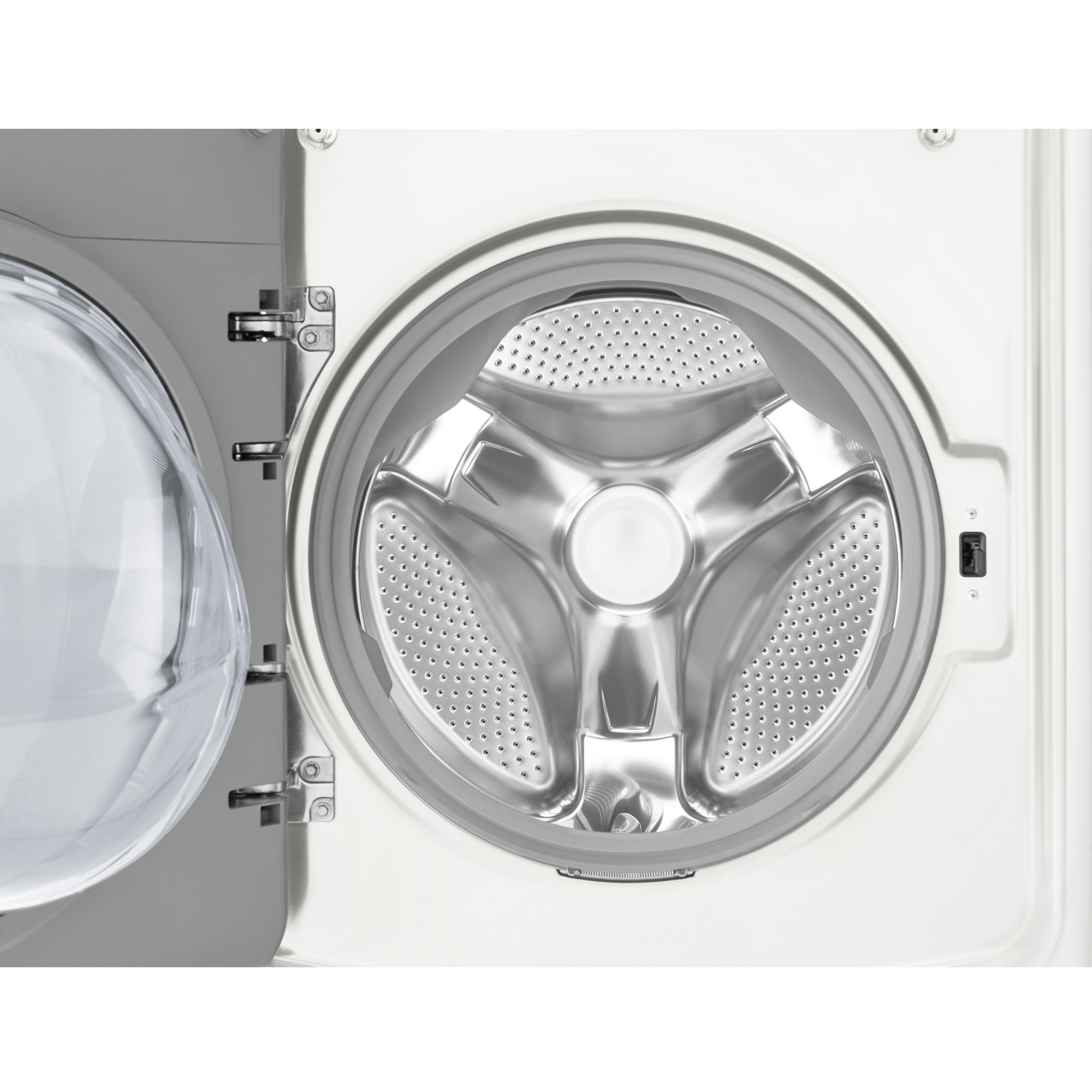 LG WM5000HWA 4.5 cu. ft. Ultra-Large Capacity Front Load Washer w/ TurboWash® Technology – White