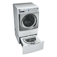 Kenmore Elite 51972 27 1 0 Cu Ft Pedestal Washer White